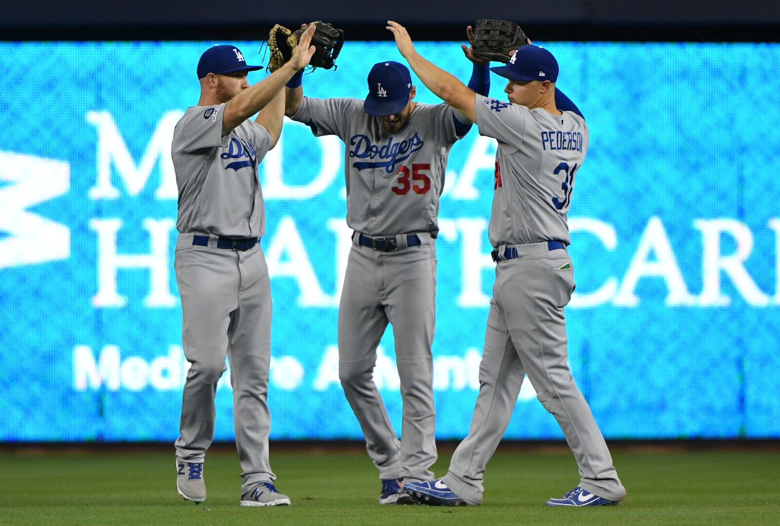 "Los Angeles Dodgers entering a big ""prove it"" series in Atlanta"