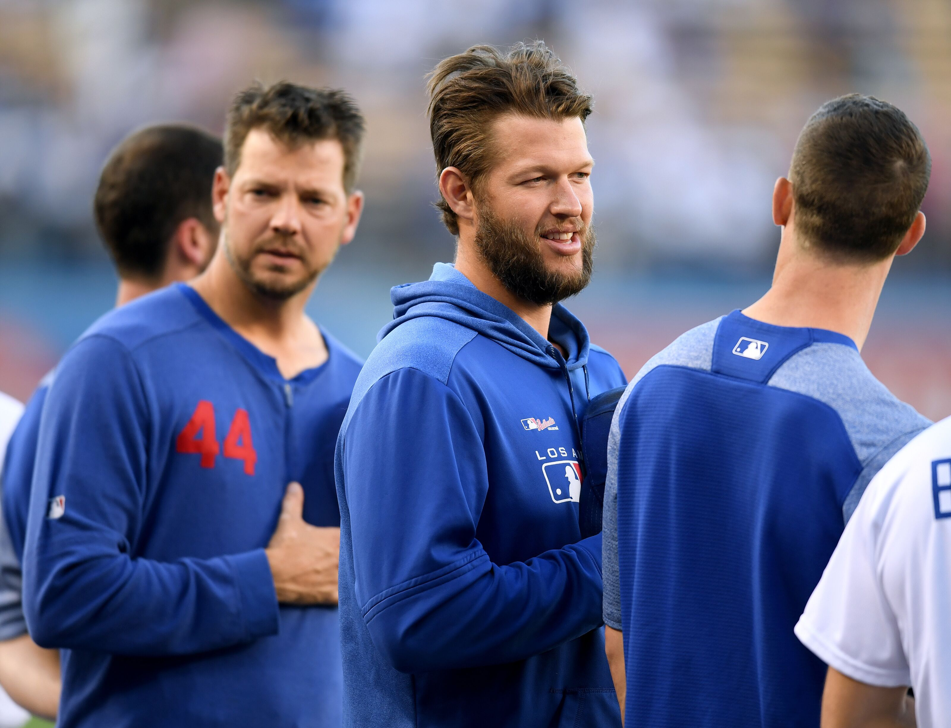 38155a48 Los Angeles Dodgers: Game one of a 10-game homestand