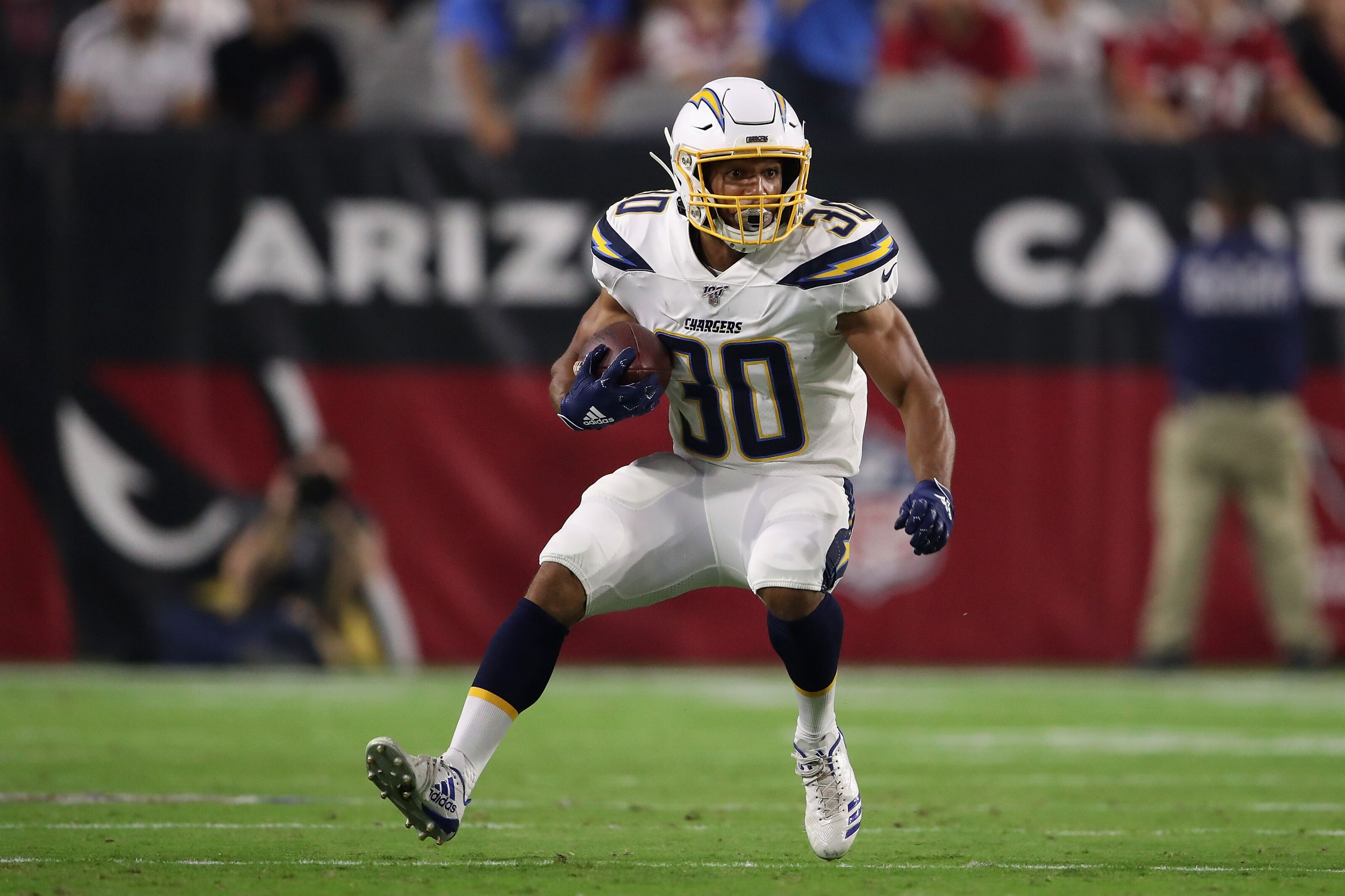 98fec9c5 Los Angeles Chargers: Is Austin Ekeler a reliable fantasy football ...