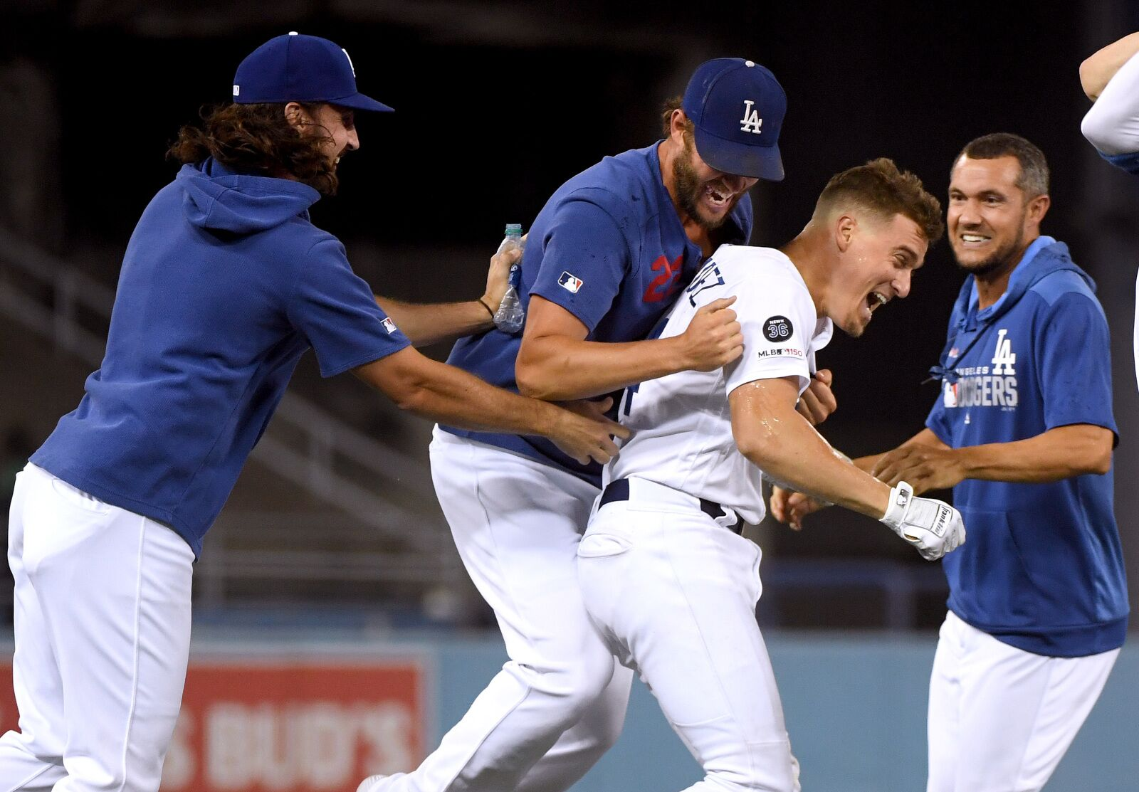 Los Angeles Dodgers: The start of the series of the year