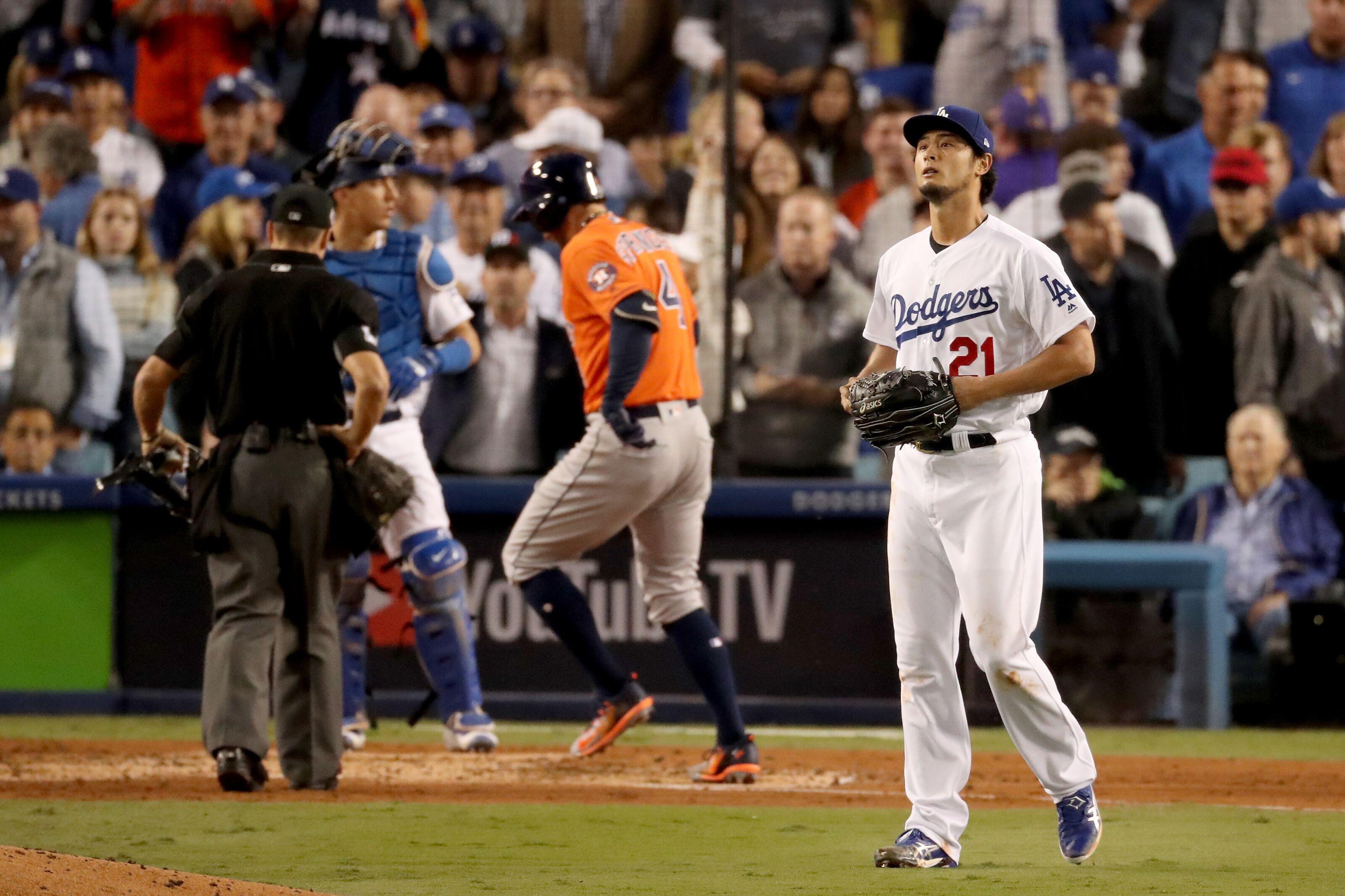 Los Angeles Dodgers: World Series villain makes first return to LA