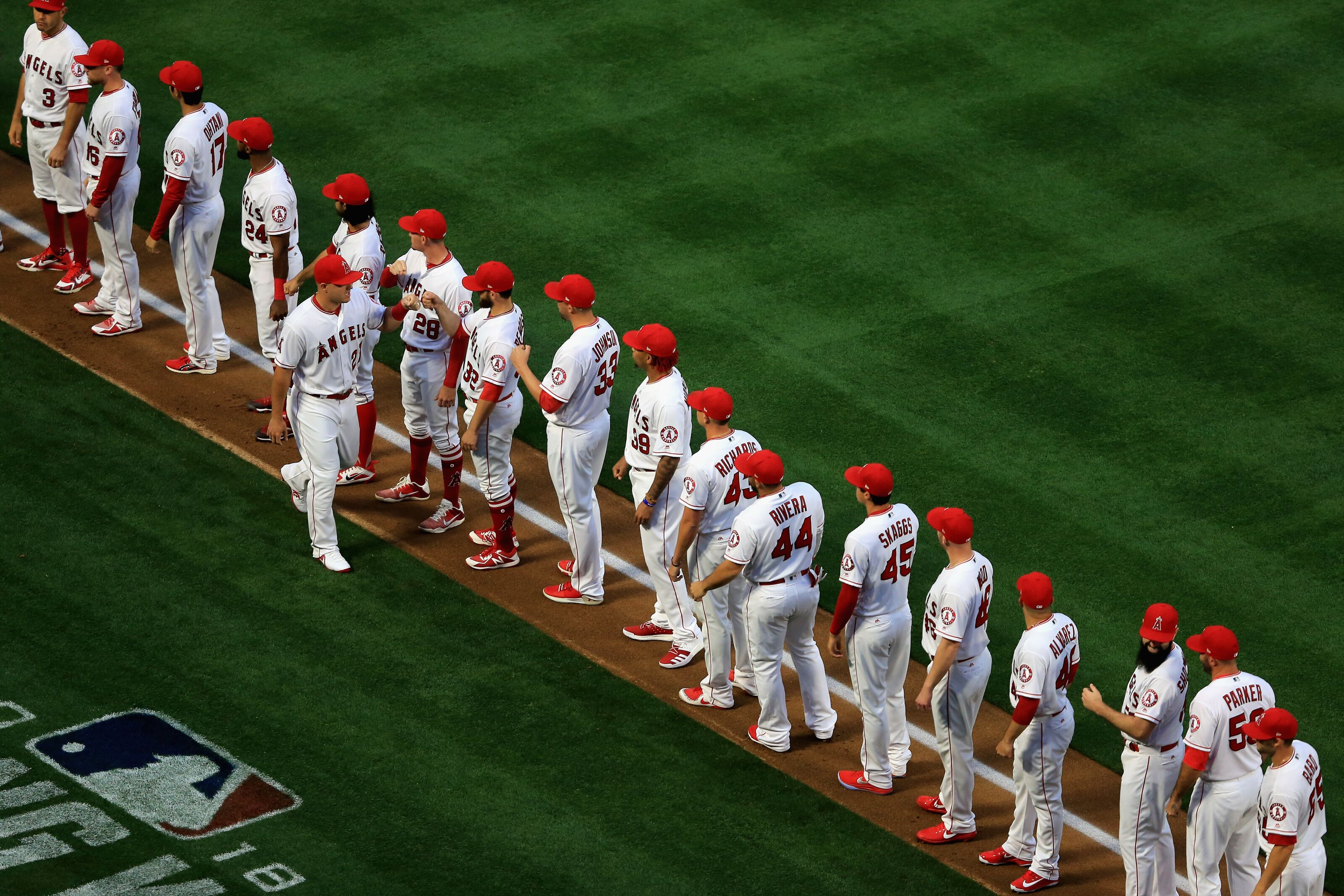 Los Angeles Angels have the biggest variance of success in 2019