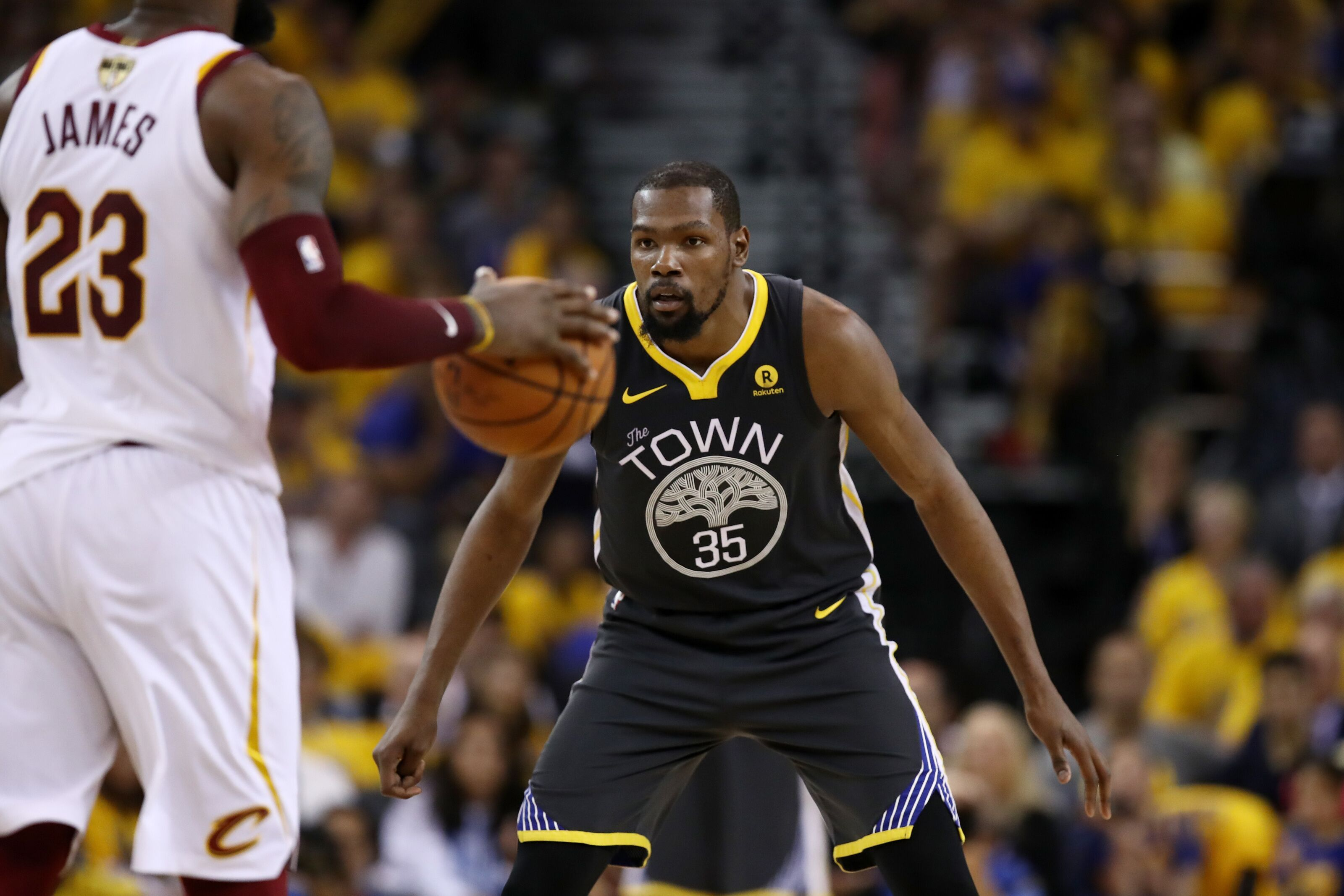 Los Angeles Lakers: Sorry, Kevin Durant will never be a Laker