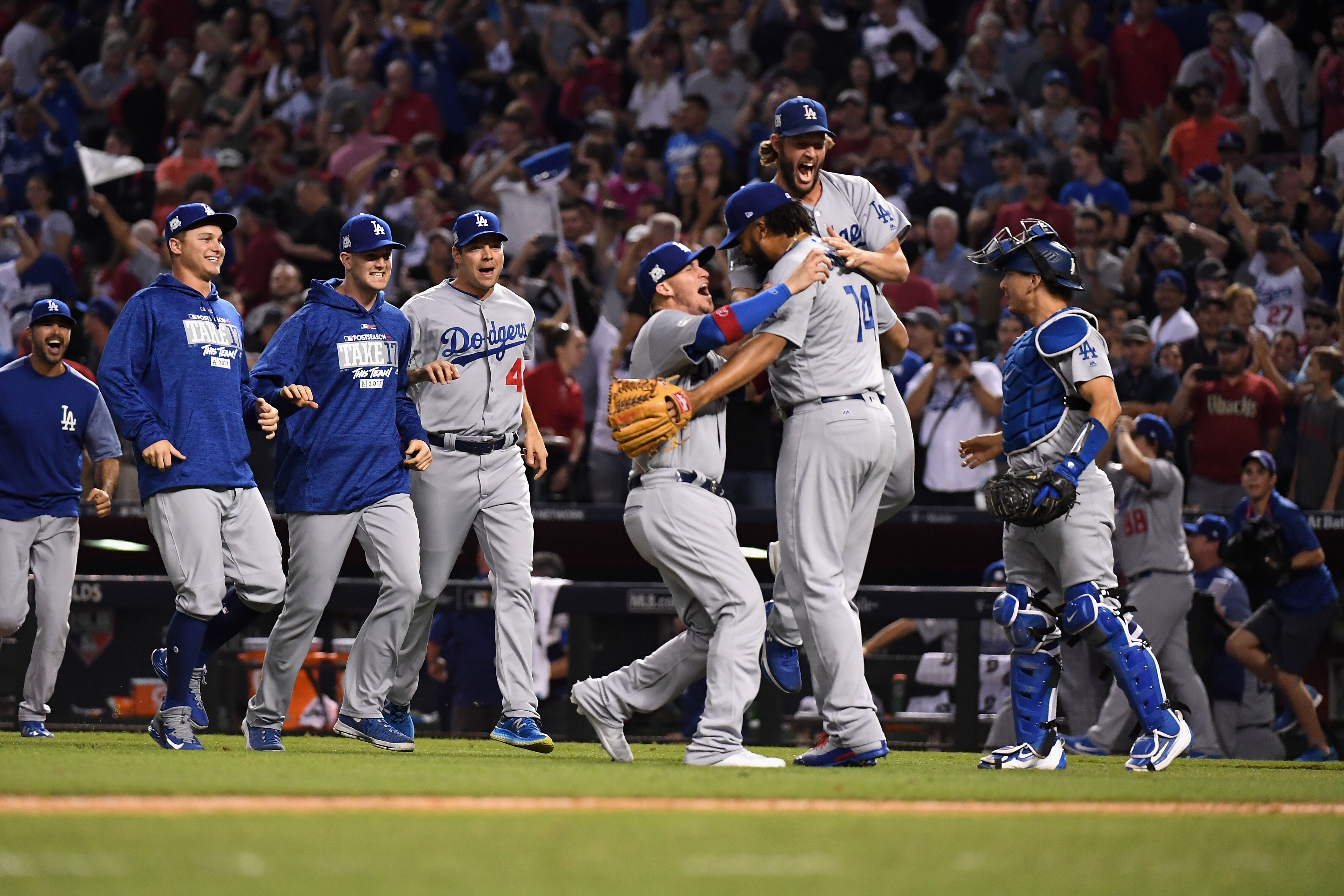 Dodgers: NLDS sweep puts the pitching staff in perfect