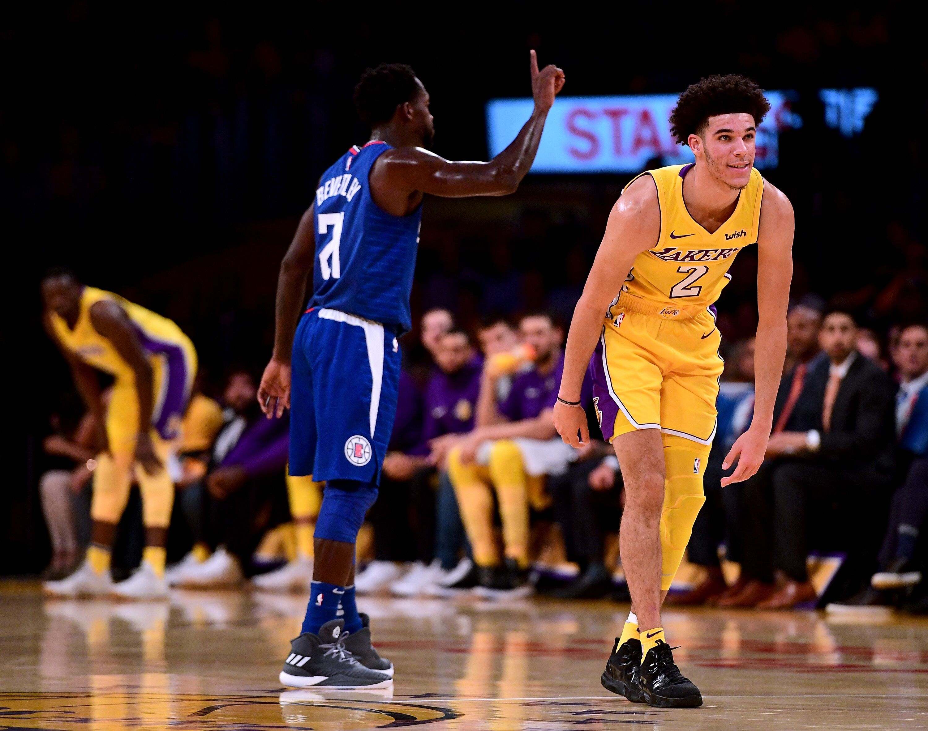 Lakers Rumors: A trade with the Clippers could change everything