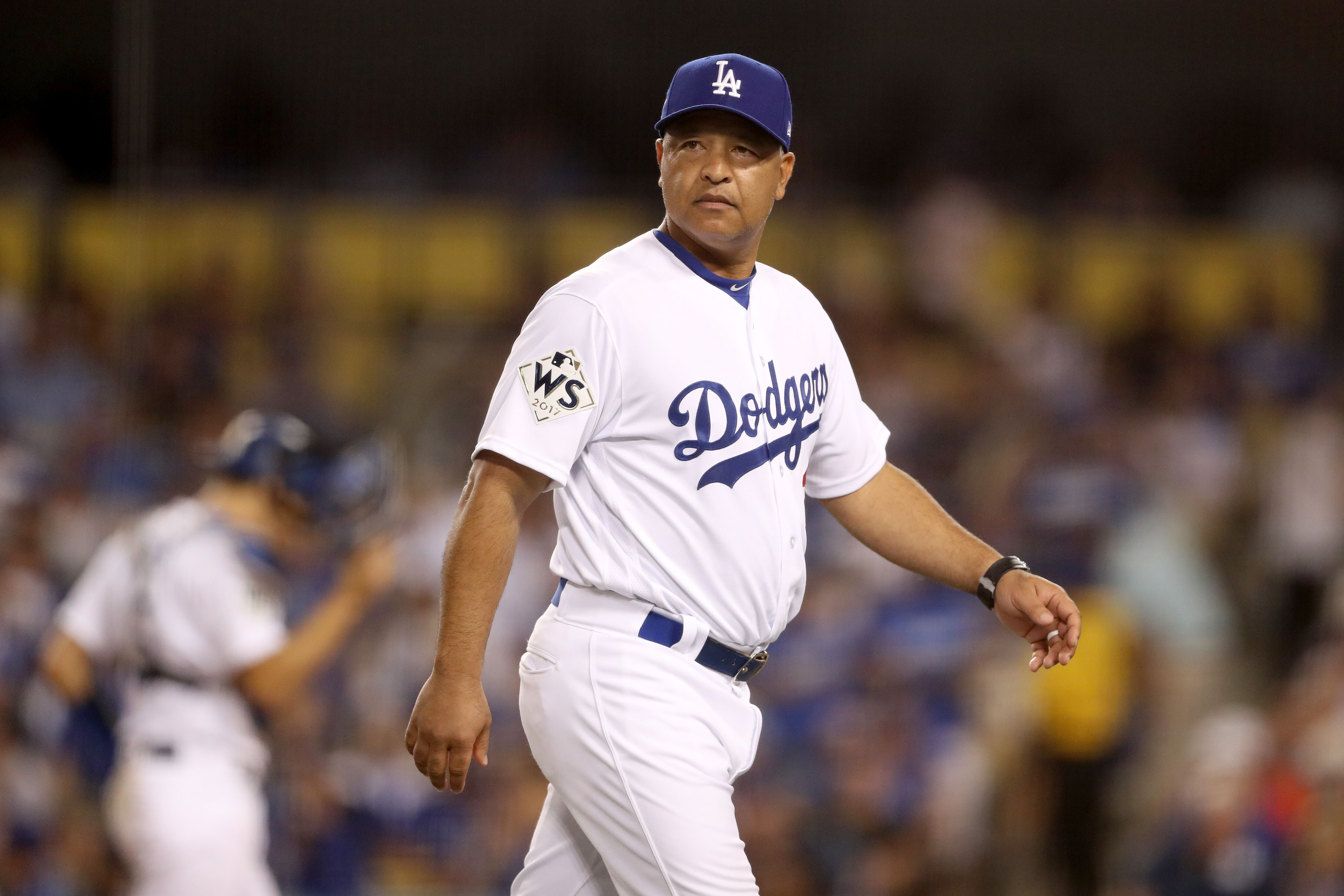 dodgers dave roberts great manager  blew game