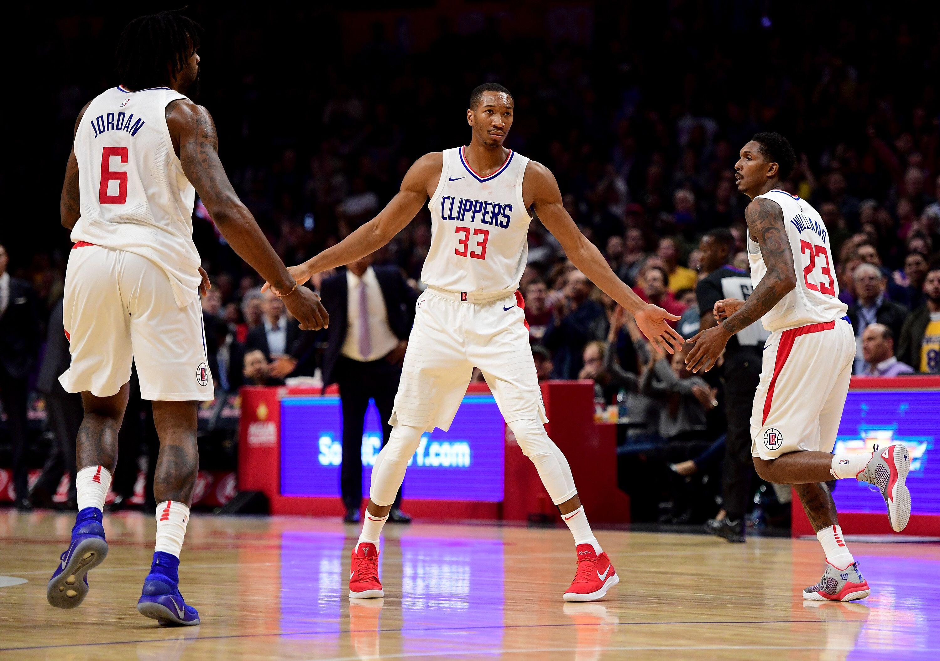 9ffa2735c Clippers Trade Rumors  The perfect trade to make with the Cavaliers