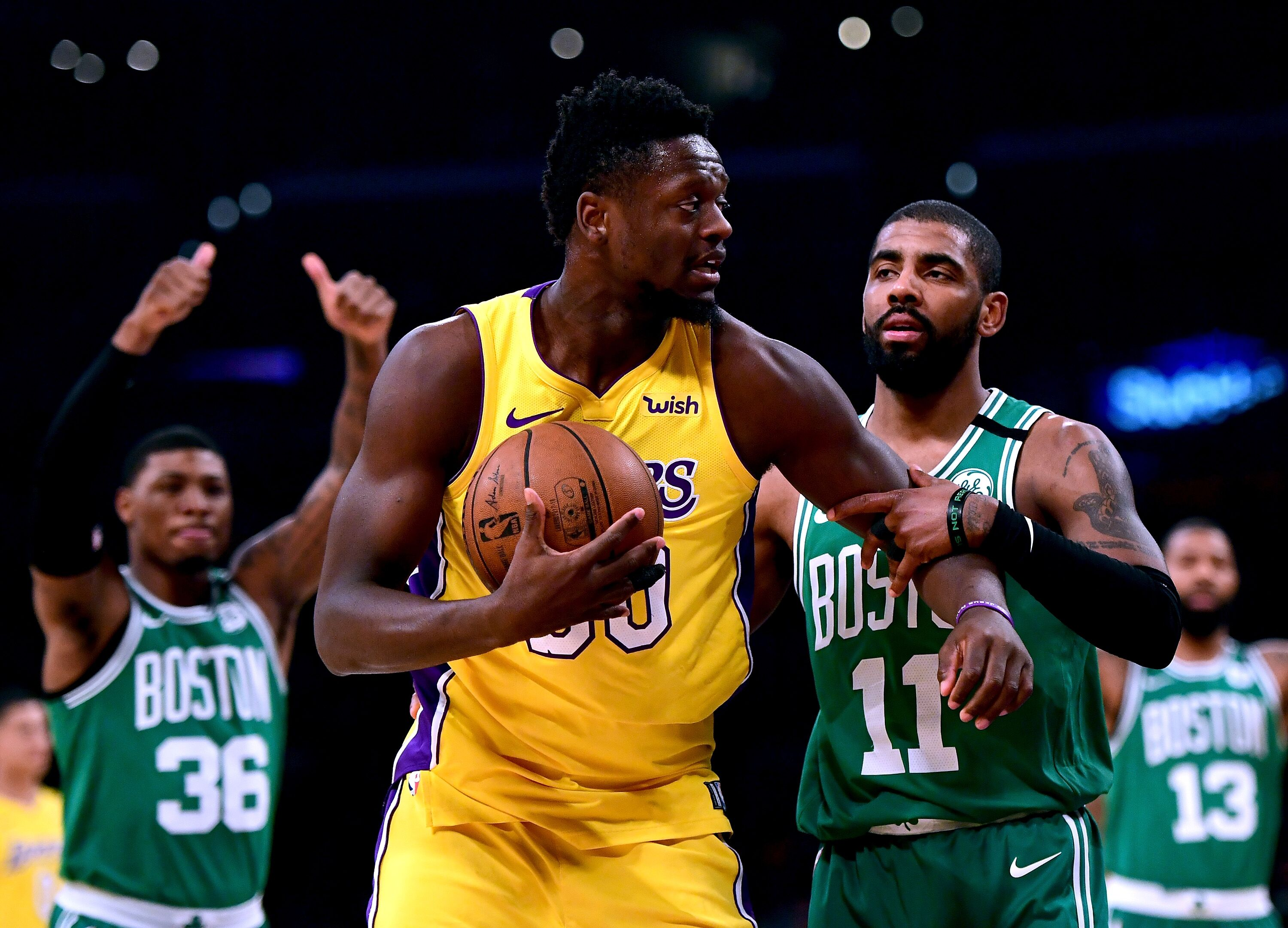 Lakers best trade options