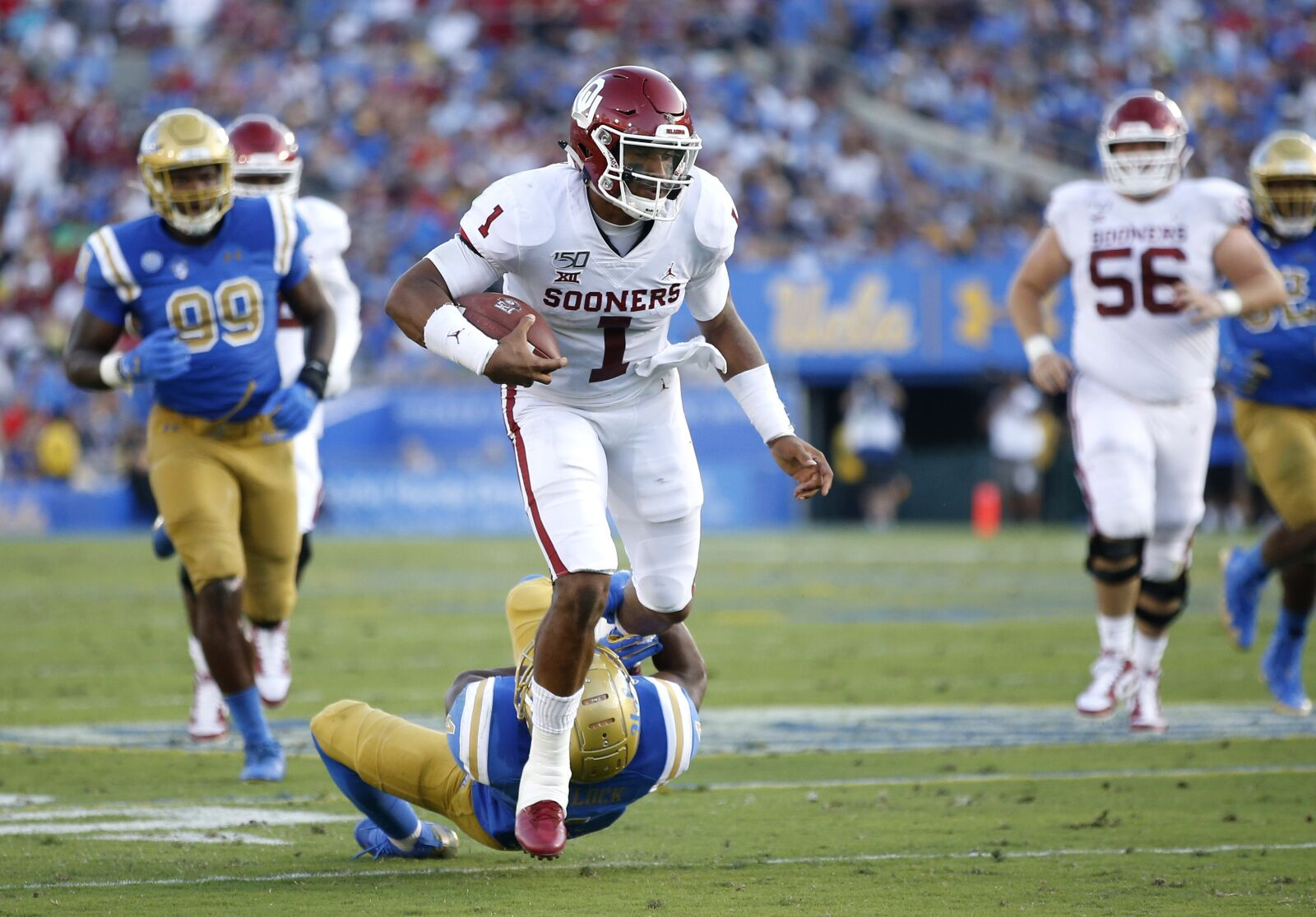 UCLA lose to Oklahoma: The Good, the Bad, and the Ugly