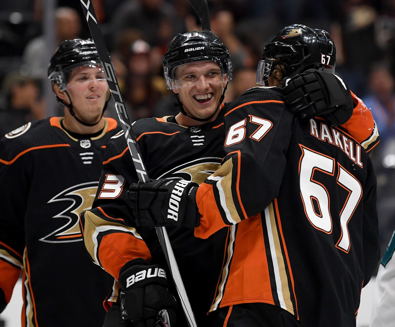 Anaheim Ducks: Superb goaltending, timely scoring has led to quick start