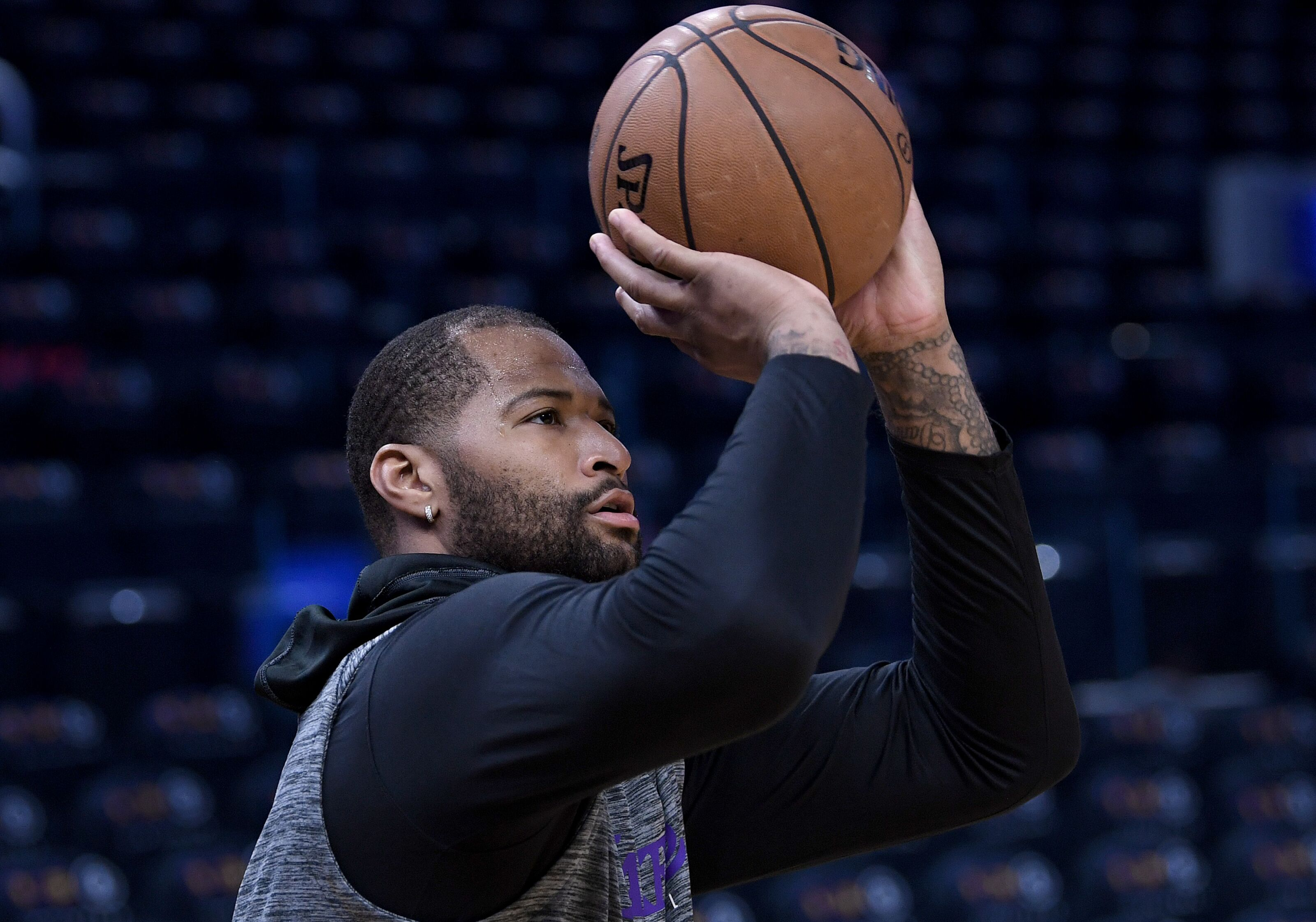 Los Angeles Lakers: Is DeMarcus Cousins set for a playoff return?