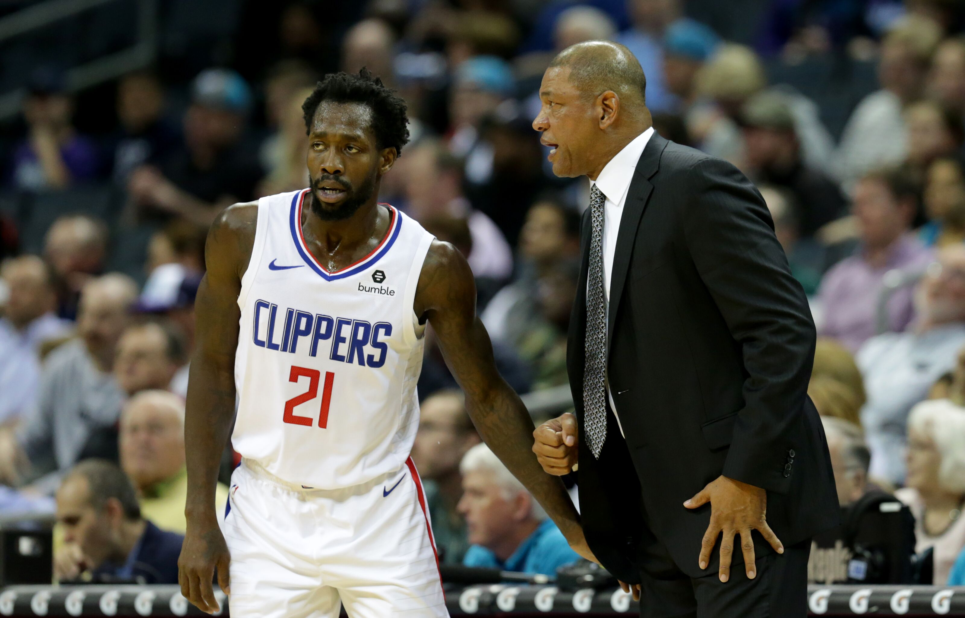 0d54bb74253a Los Angeles Clippers  Doc Rivers should be NBA Coach of the Year