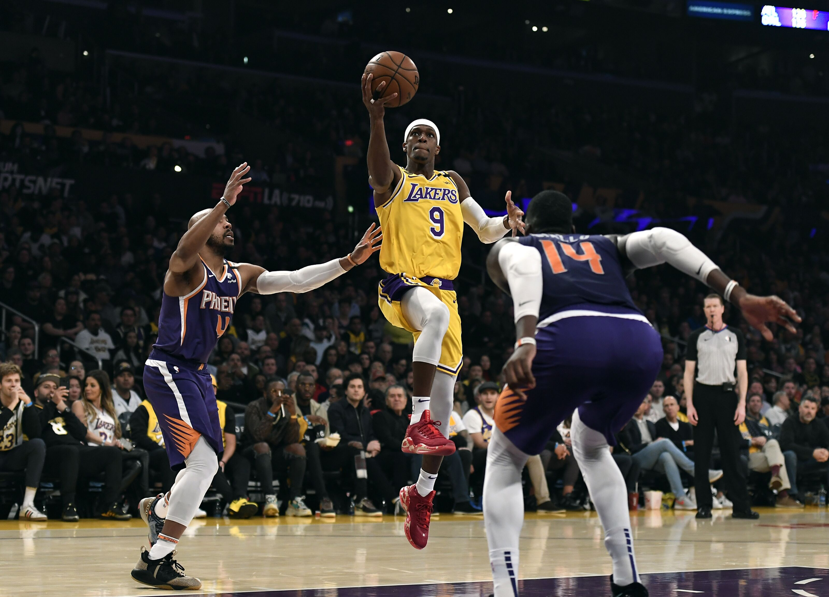 Los Angeles Lakers: Rajon Rondo's potential future with buyout options
