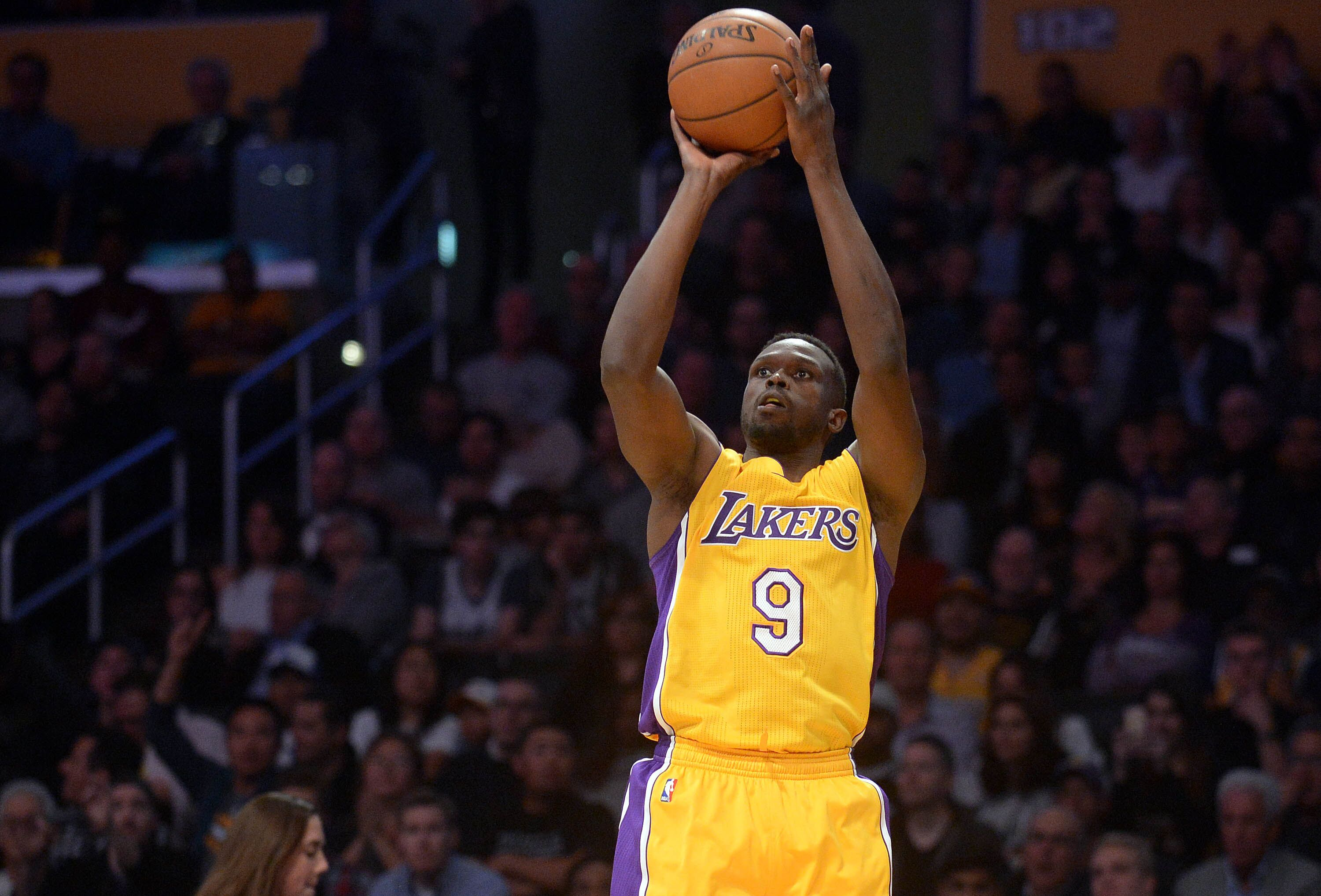 Lakers Rumors Possible Trade Packages for Luol Deng