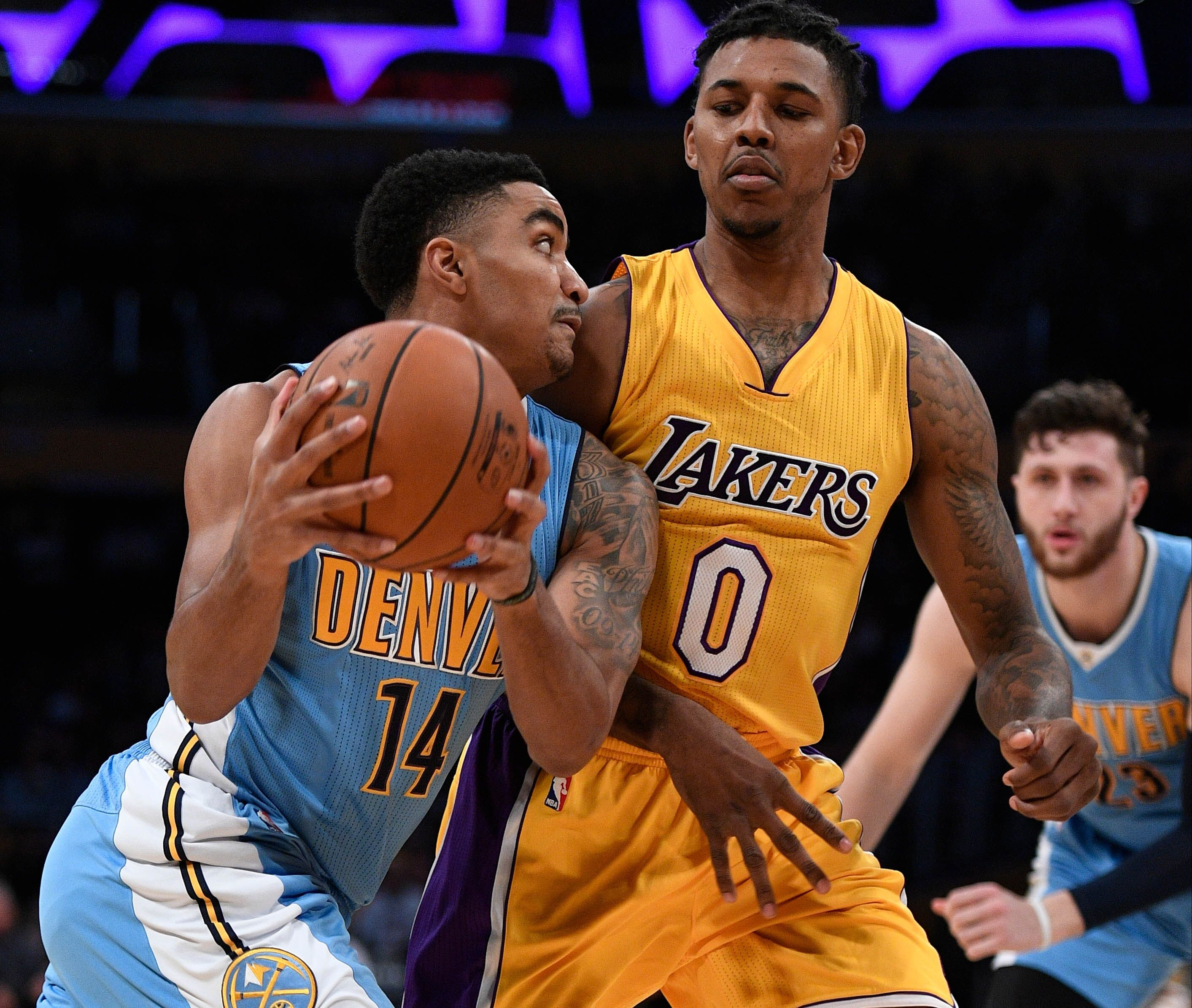 Nuggets X Clippers: Lakers Hang On To Beat The Denver Nuggets