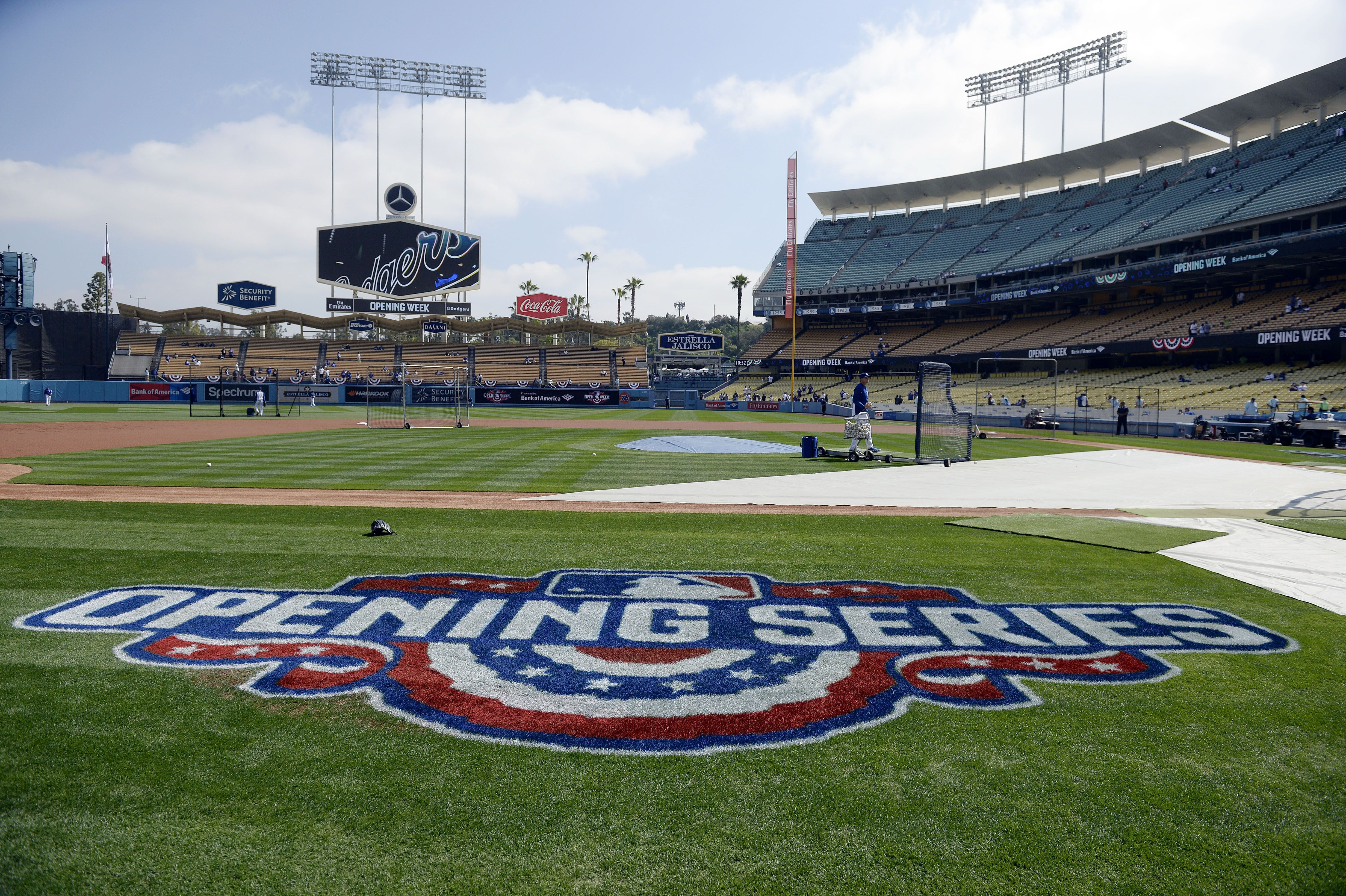 Dodgers Have Three Main Takeaways From Opening Series