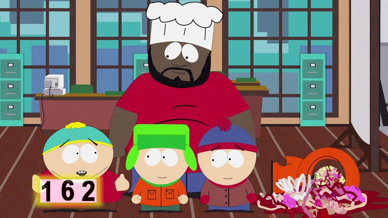 South Park Stream English