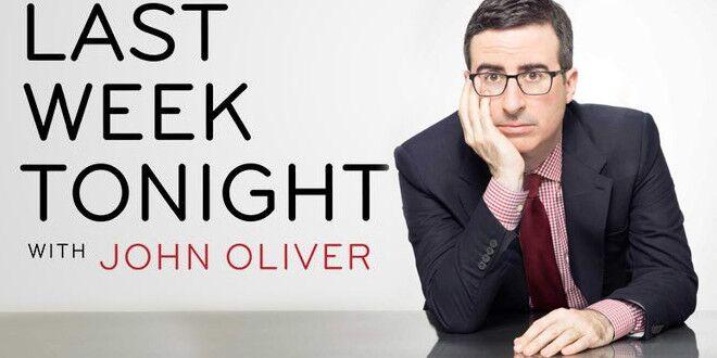 Resultado de imagem para Last Week Tonight with John Oliver