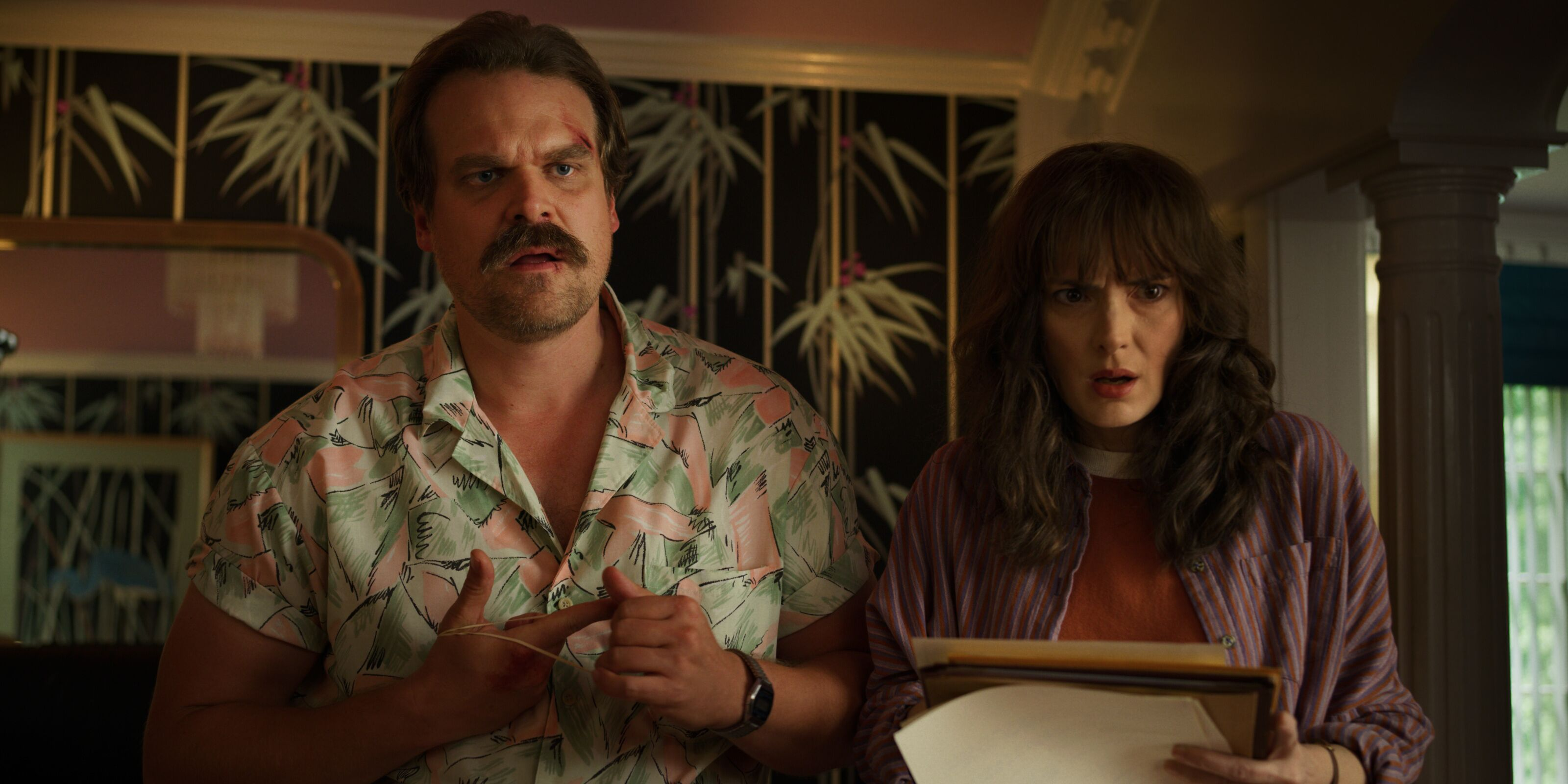 Will David Harbour bring Stranger Things to Saturday Night Live tonight?
