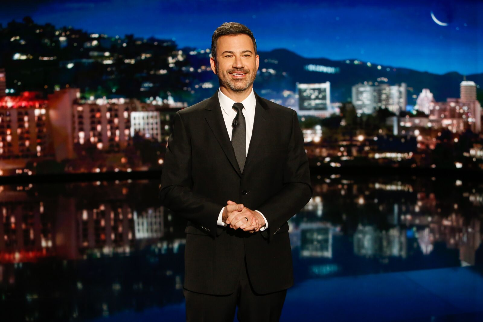 Late night ratings report: Jimmy Kimmel Live! gains on The Late Show