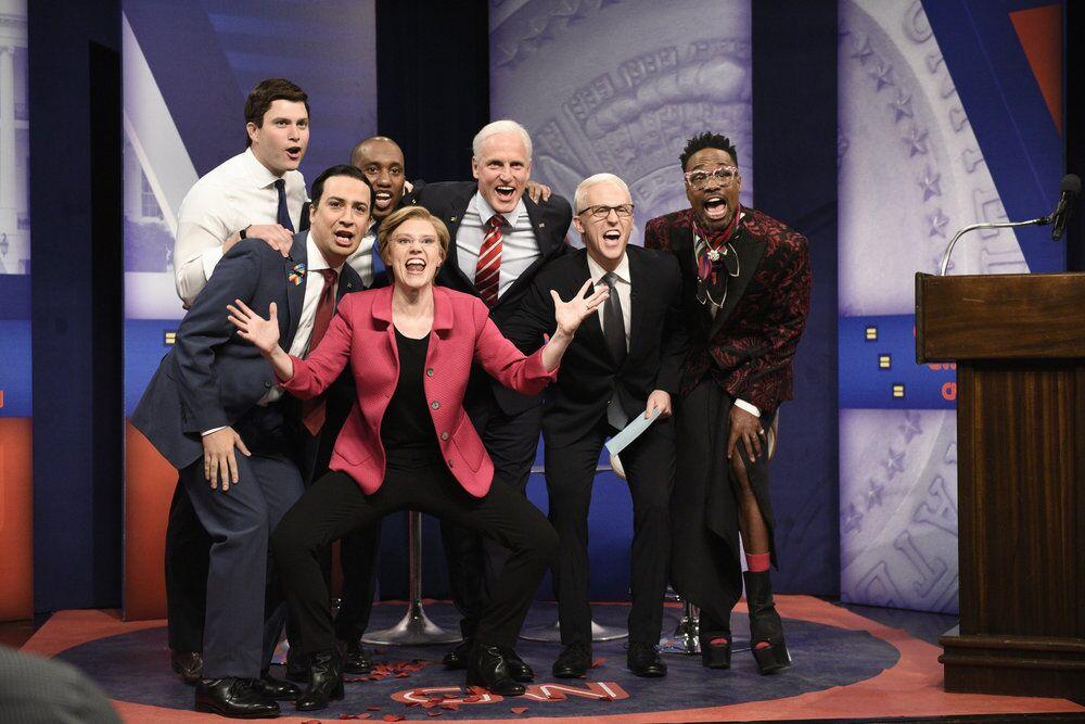 Is Saturday Night Live new tonight, February 15?