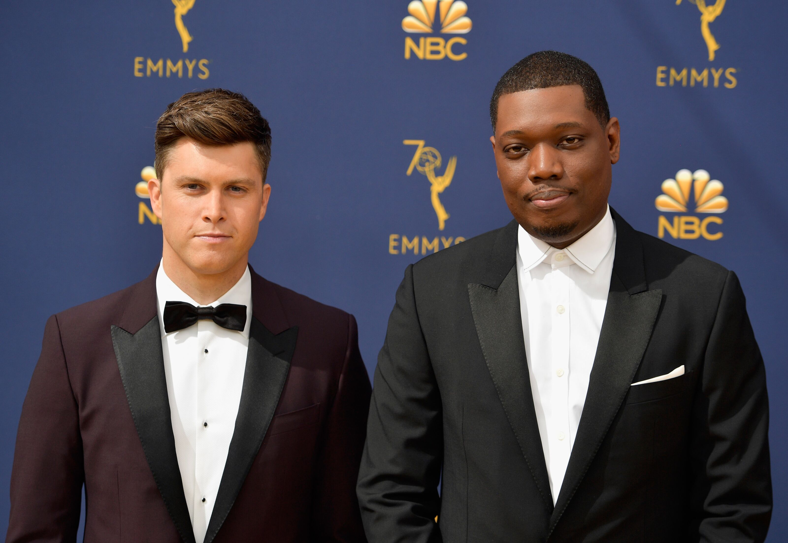 Michael Che has big plans for Colin Jost's bachelor party