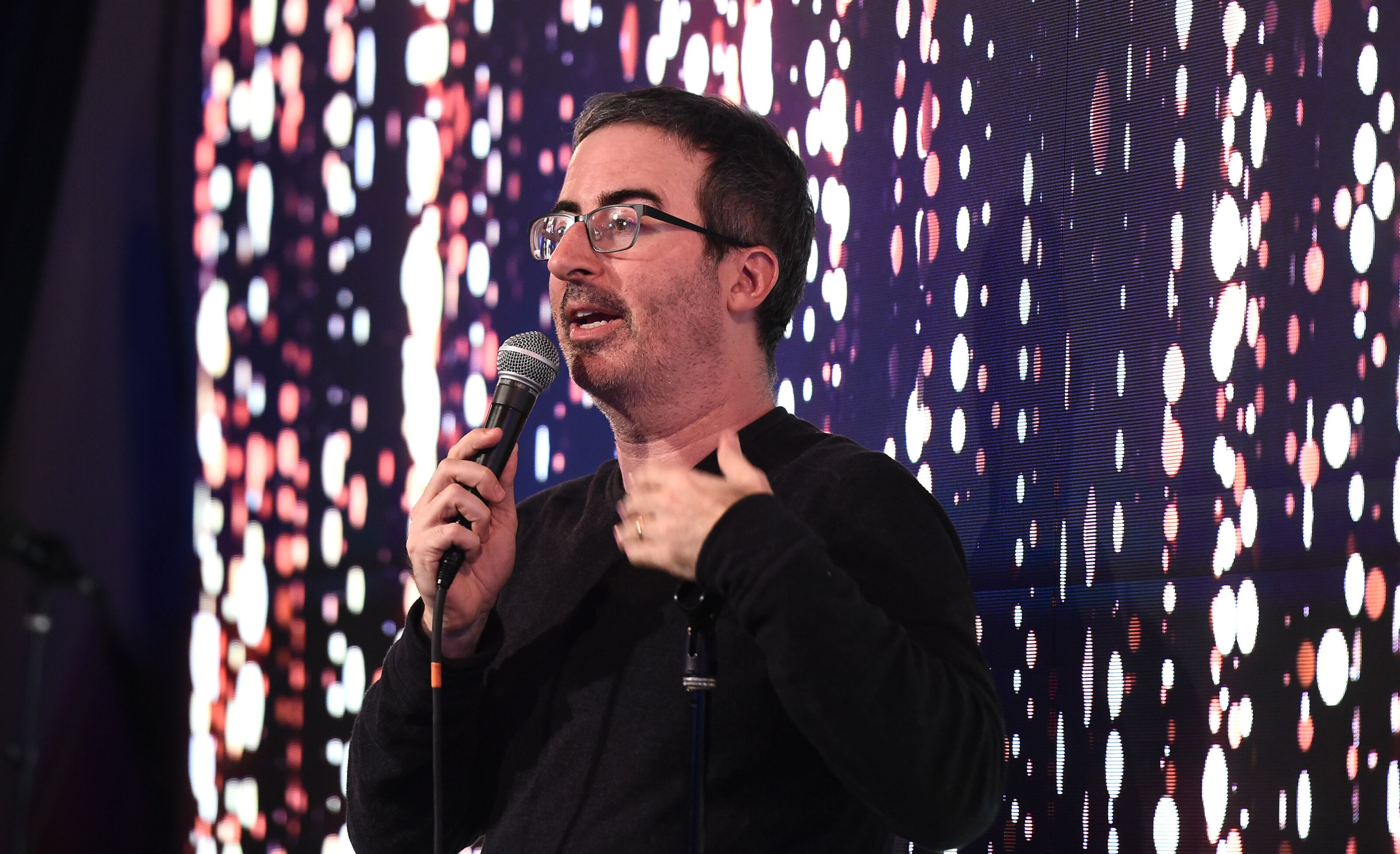 Last Week Tonight with John Oliver season premiere date announced