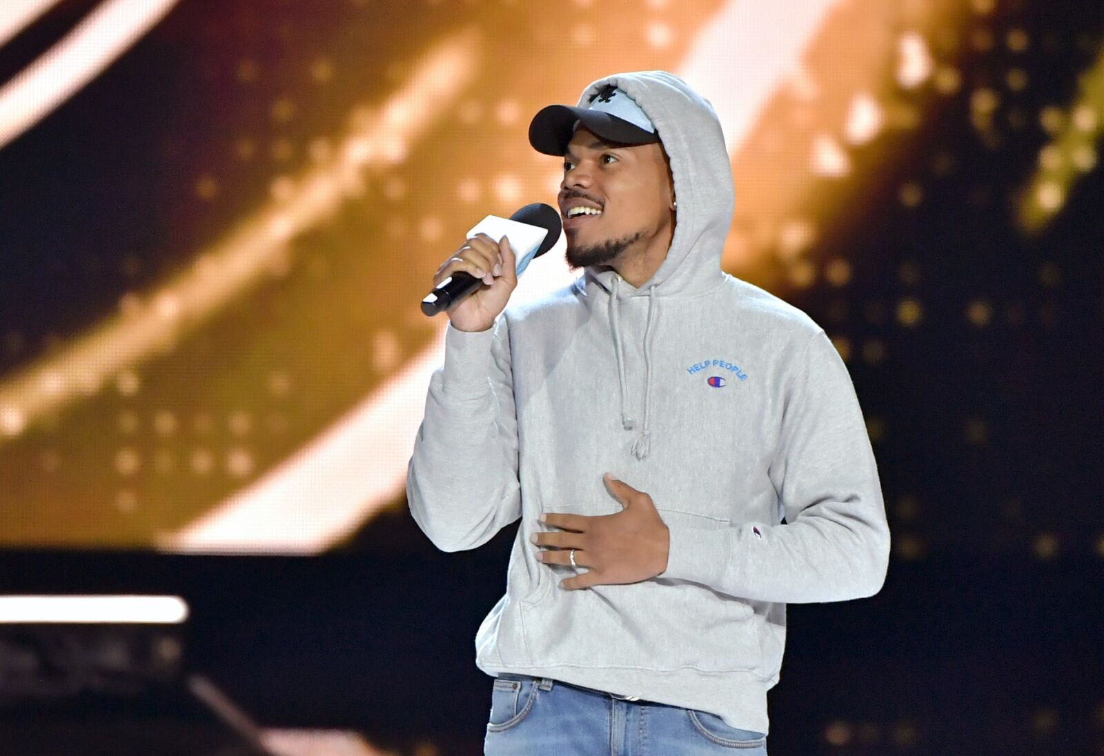 Chance the Rapper is working on his comedy career