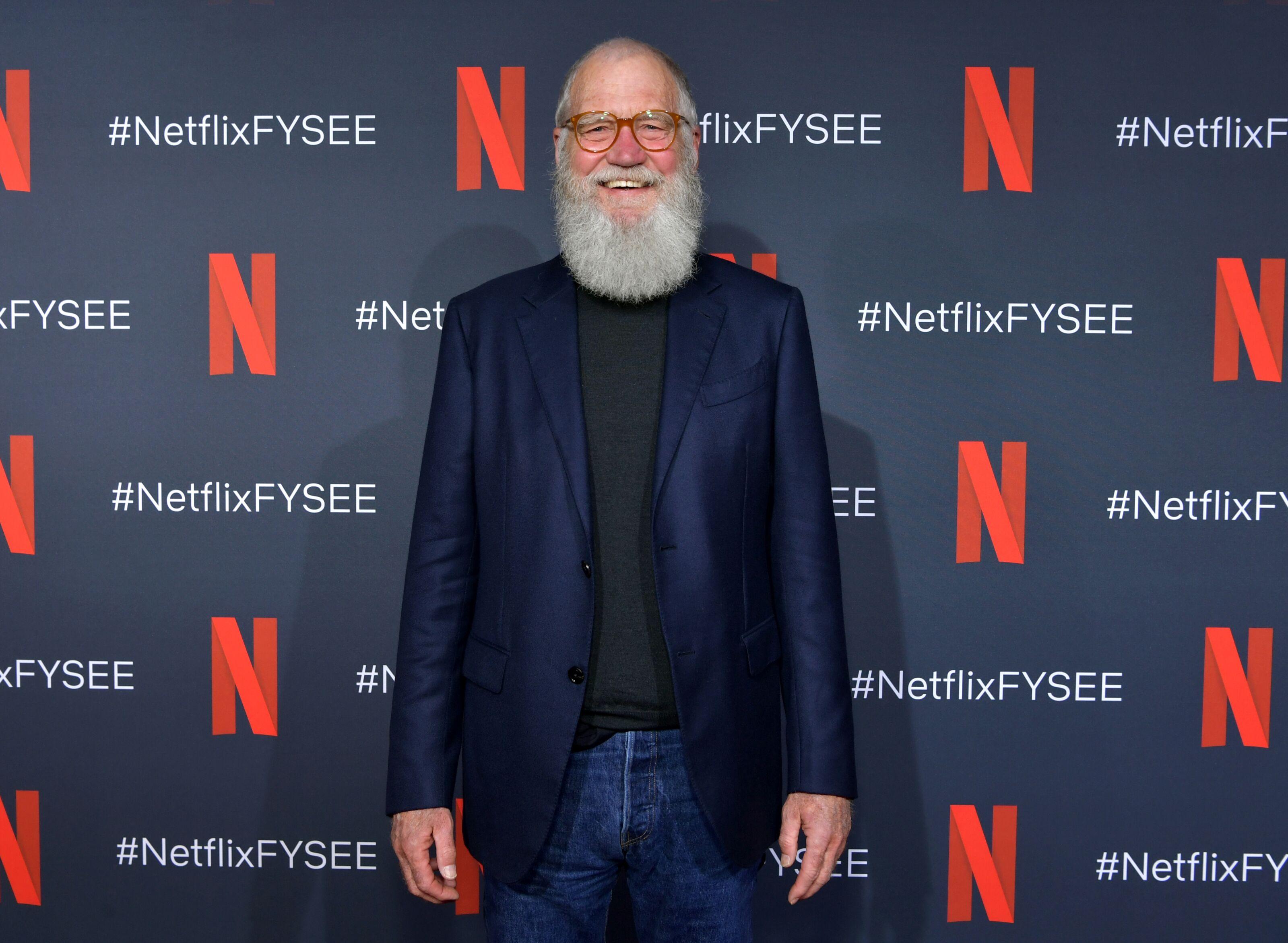 David Letterman and Conan O'Brien give a comedy history lesson