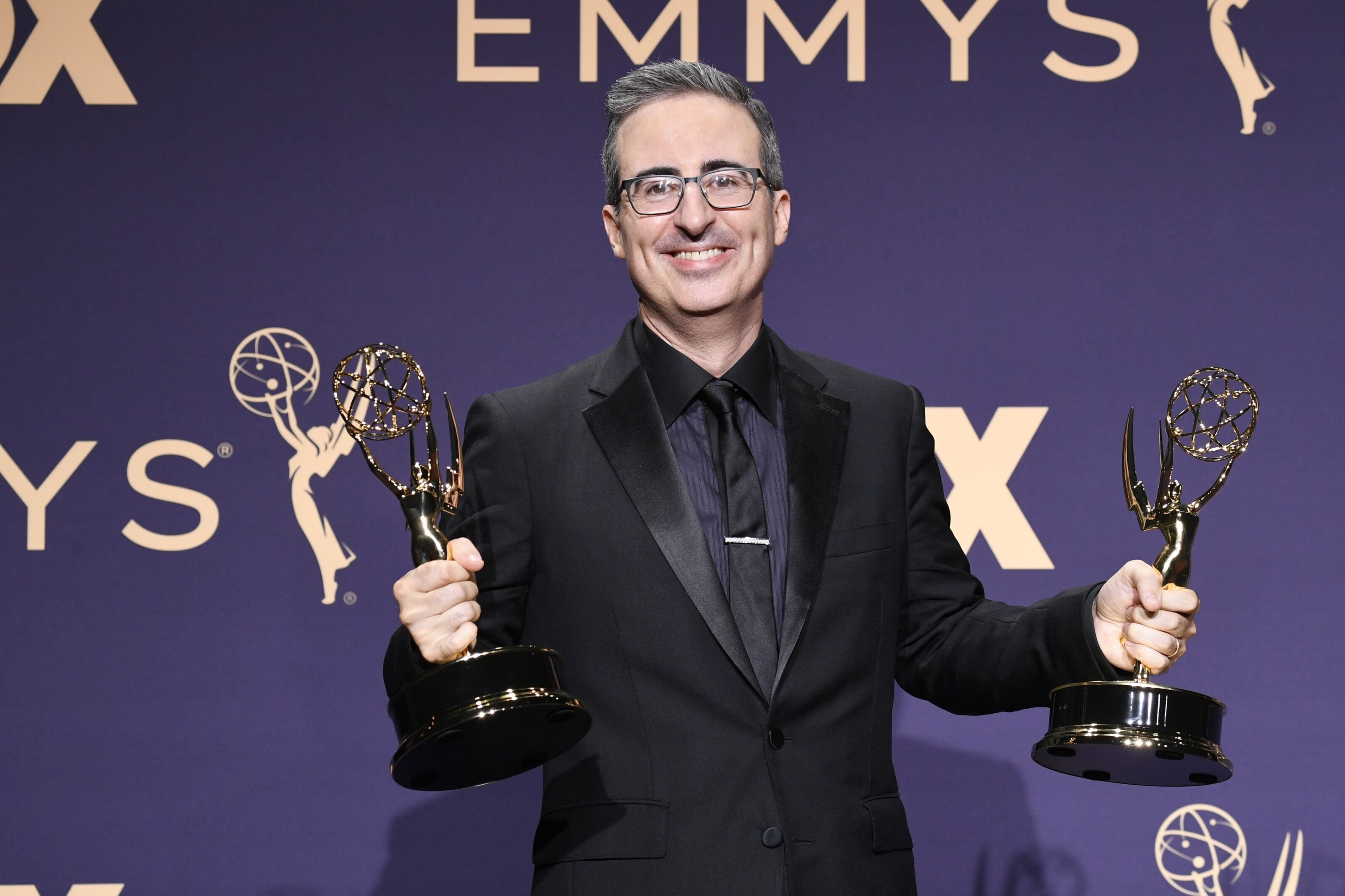 Emmys: Last Week Tonight owns the Outstanding Variety Talk Series category