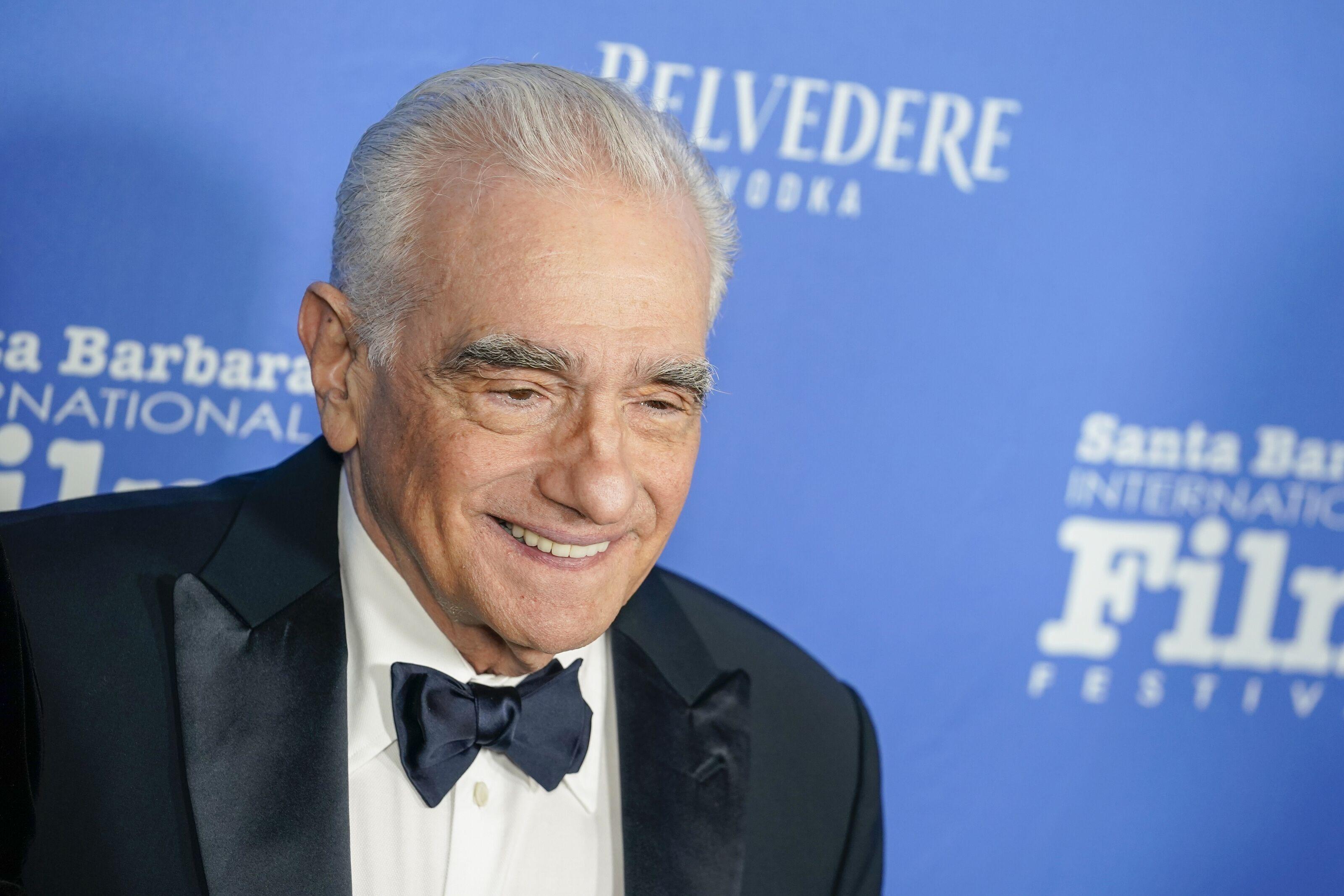 Jimmy Kimmel debuts Martin Scorsese's Marvel movie trailer