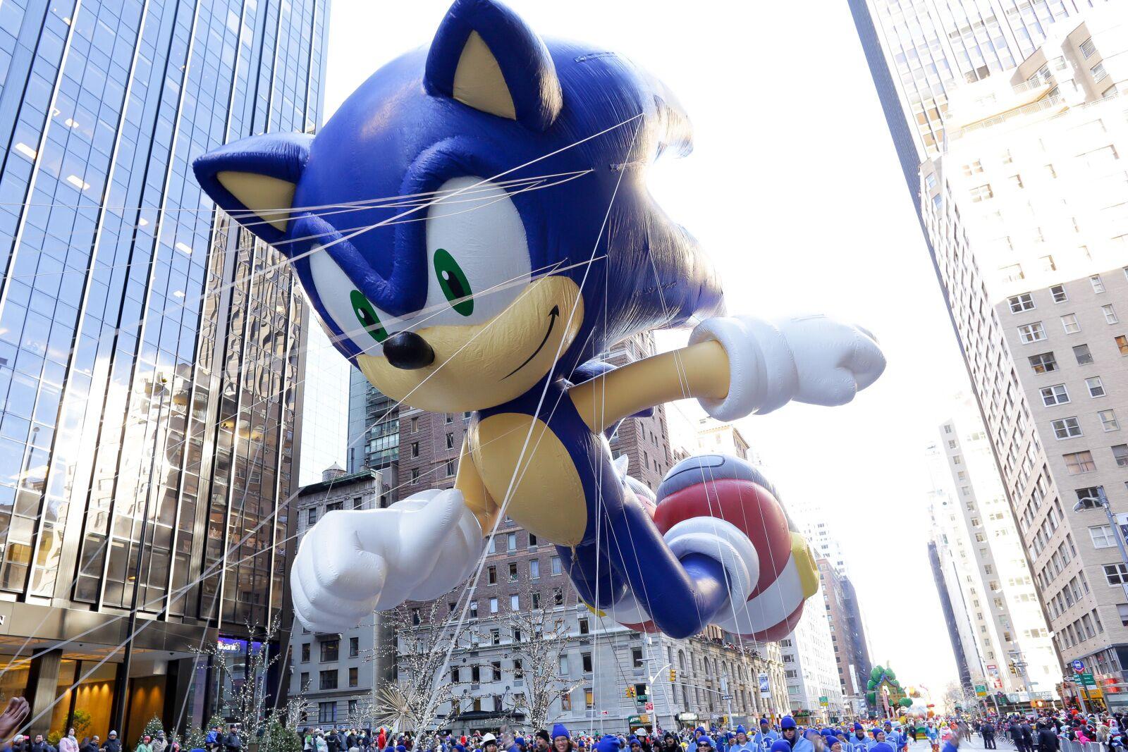 Conan O'Brien reveals shocking Sonic the Hedgehog redesign