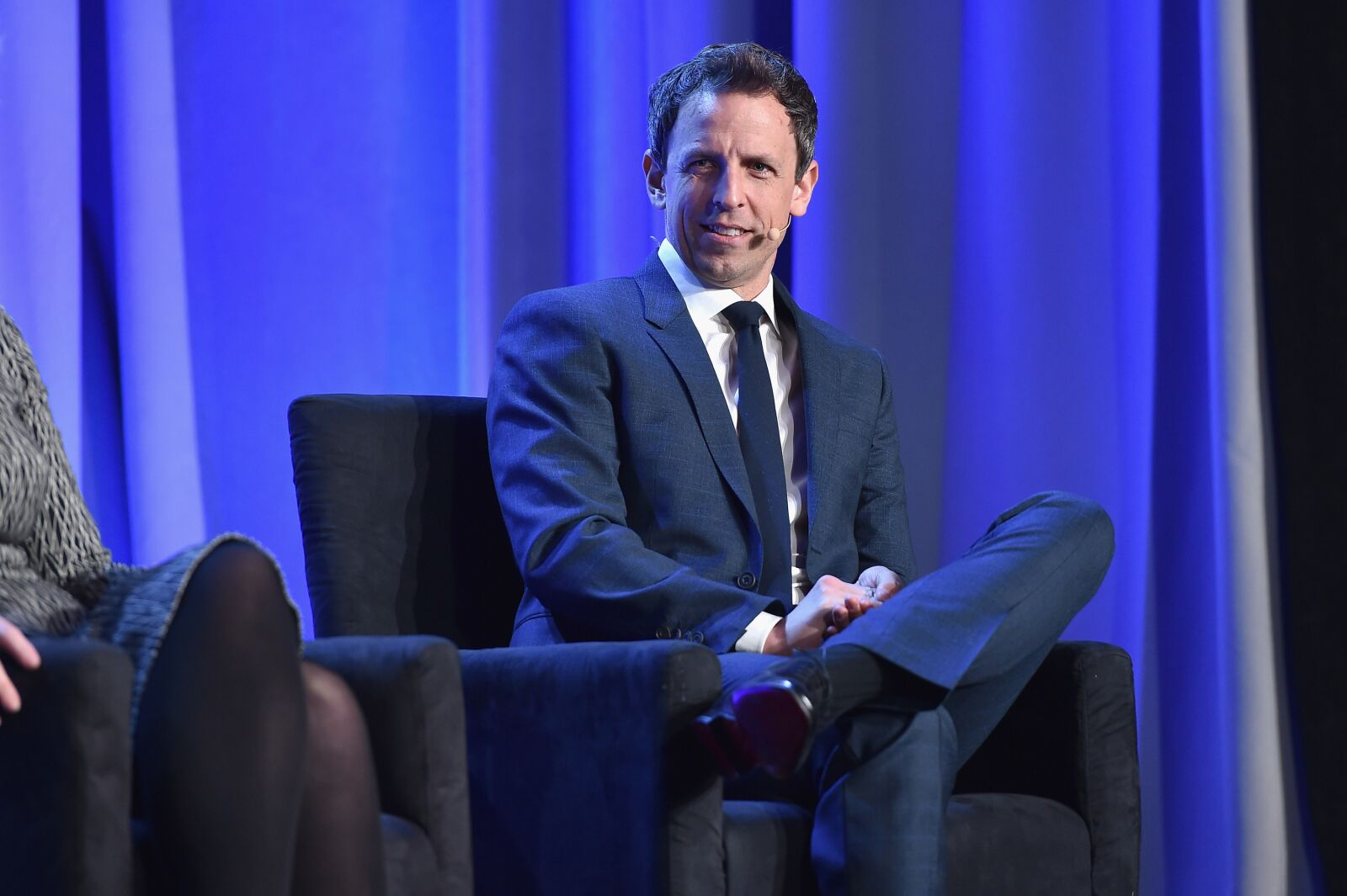 Seth Meyers looks at Trump's effort to act above the Constitution