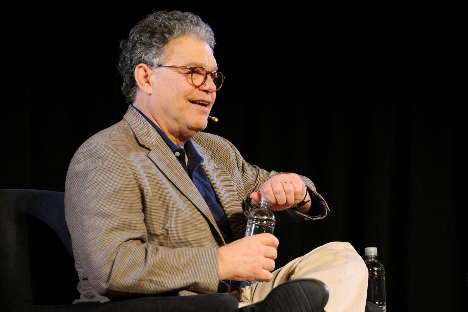How Al Franken's rejected SNL sketch turned into a 30 Rock gag