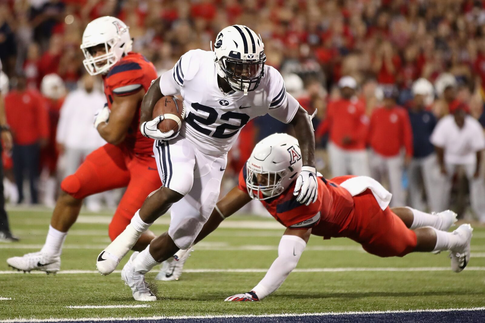 Byu Football Chunk Yardage And Two Other Keys To Beating Wisconsin