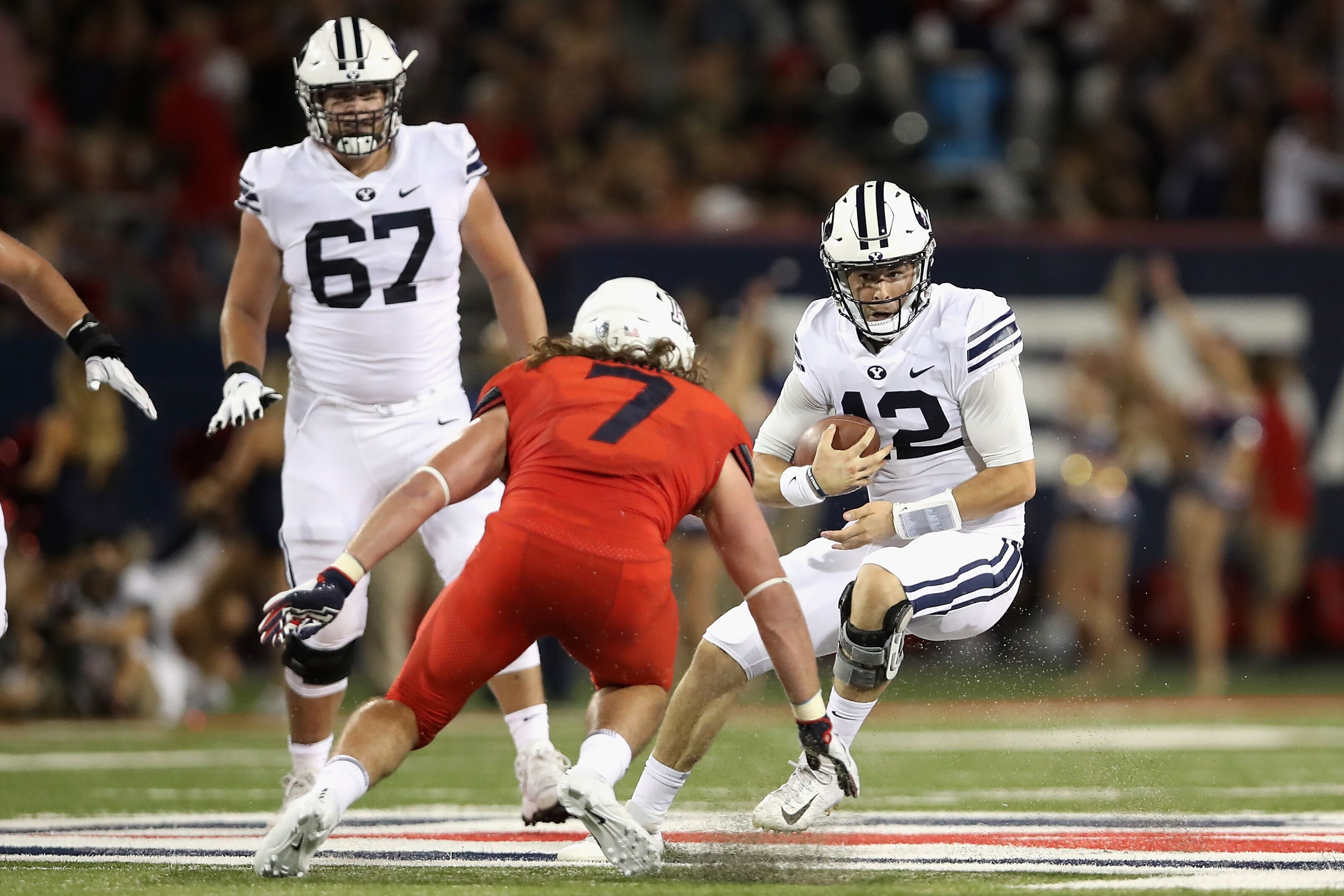 Byu Football Turnovers And Two Other Keys To Beating Cal