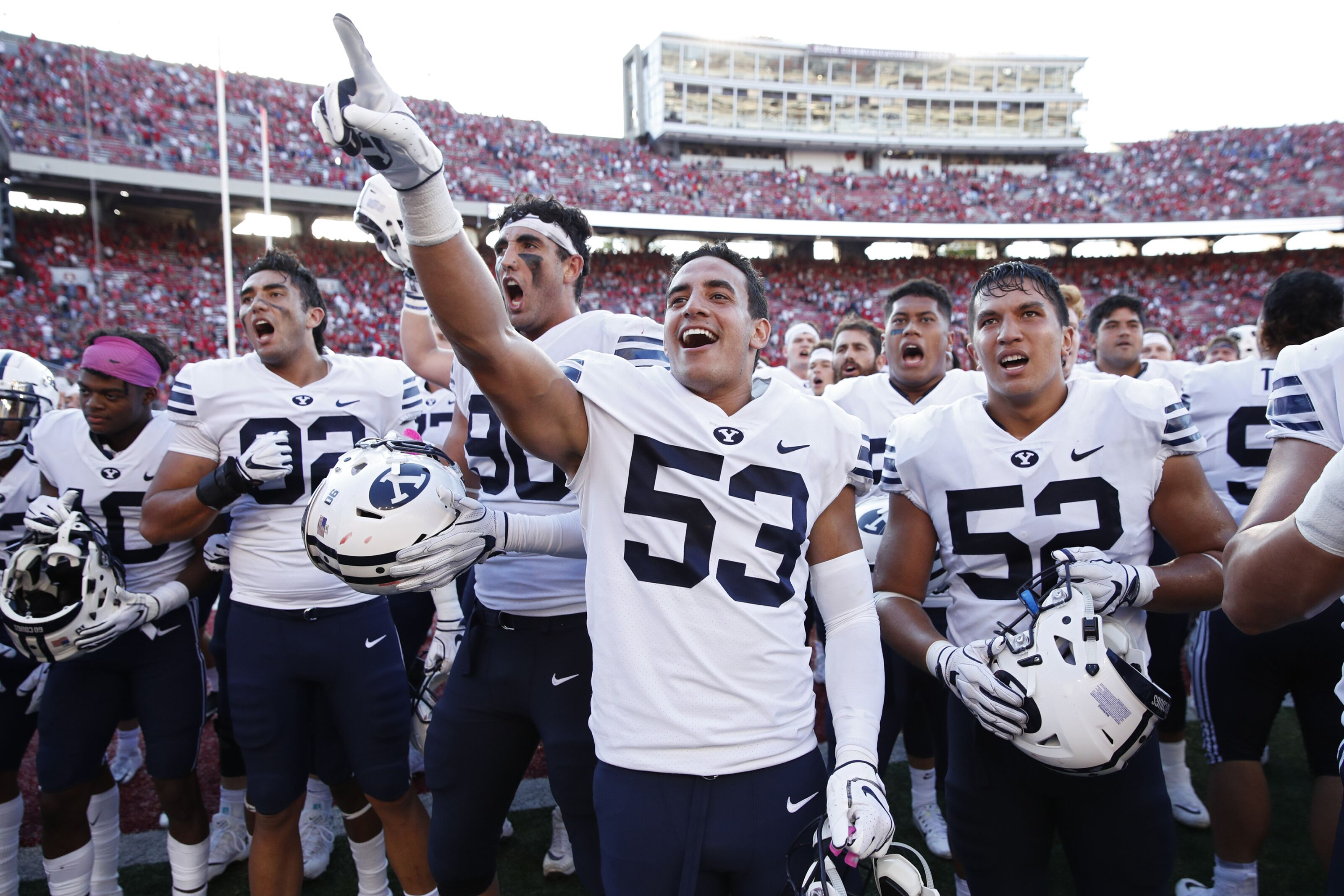 Byu Football Top 10 Cougar Wins Of All Time