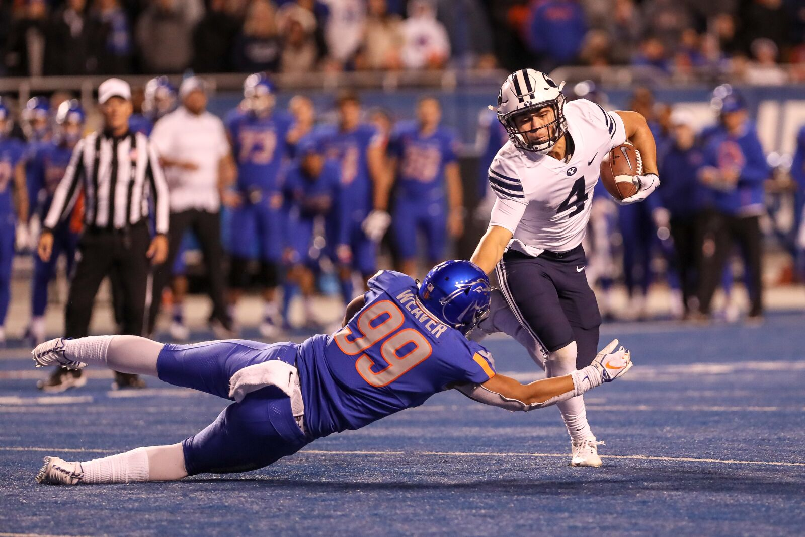 BYU Football: How the Running Back position stacks up with ...
