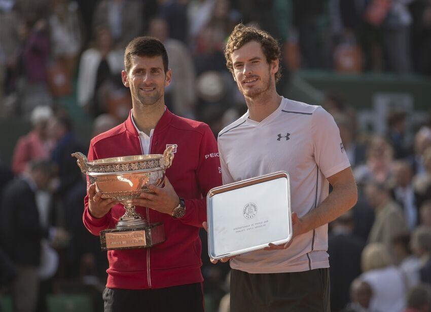 Andy Murray vs. Novak Djokovic: Career Head 2 Head
