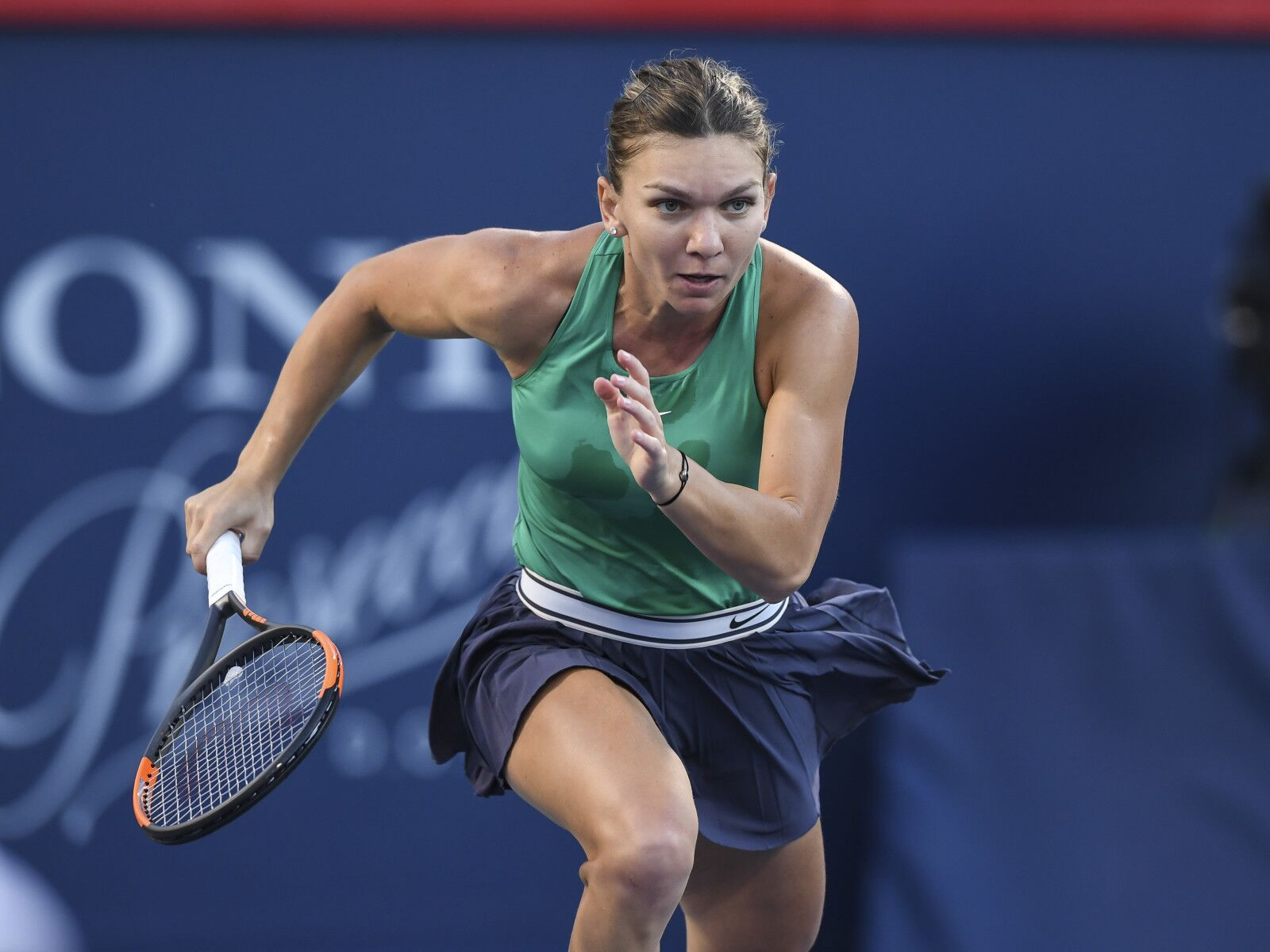 Simona Halep Looks Ahead To 2019 Without Coach Darren Cahill