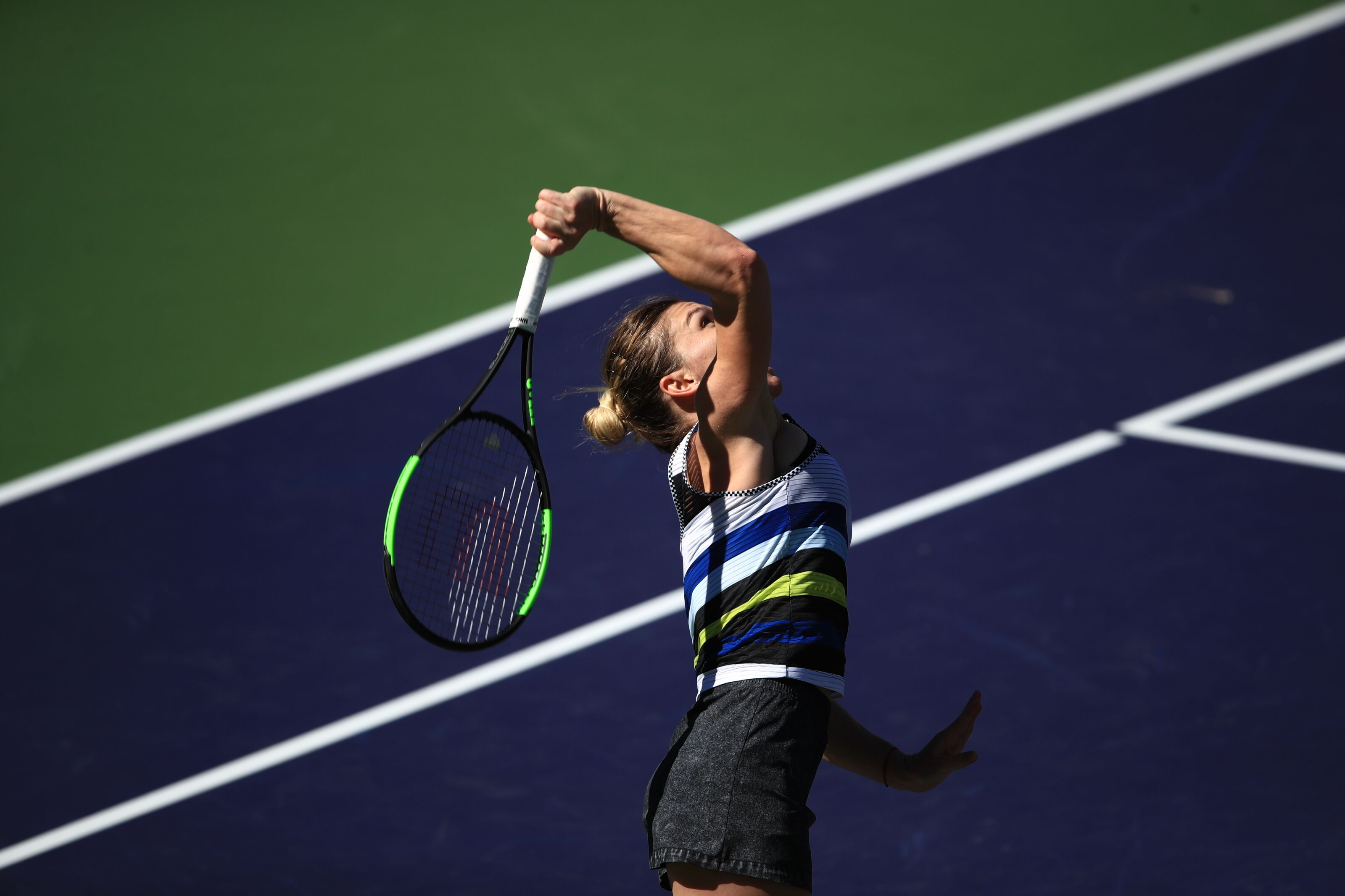 How does Simona Halep stack up against the Miami Open field?