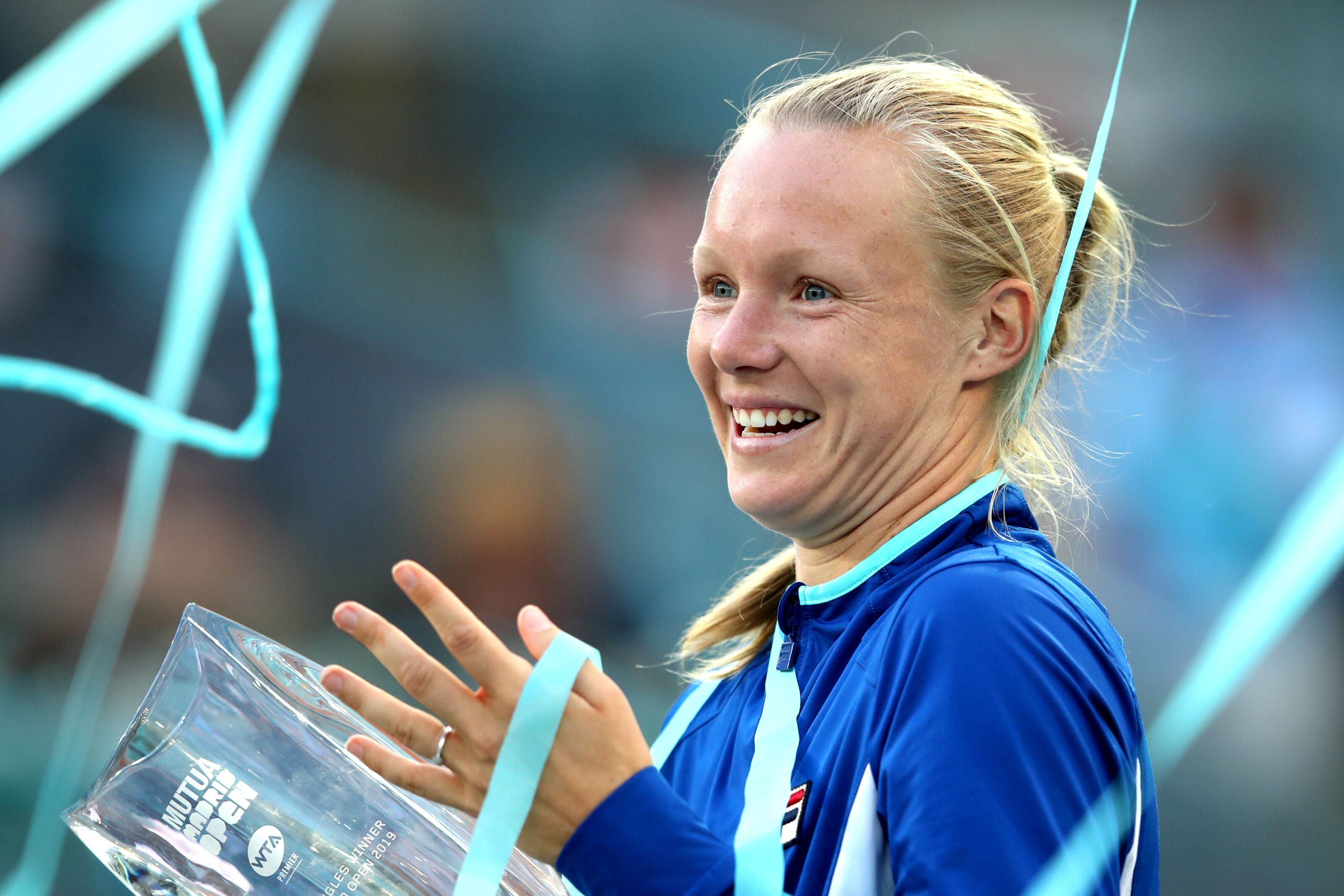 Kiki Bertens is an undoubted force following Madrid Open win