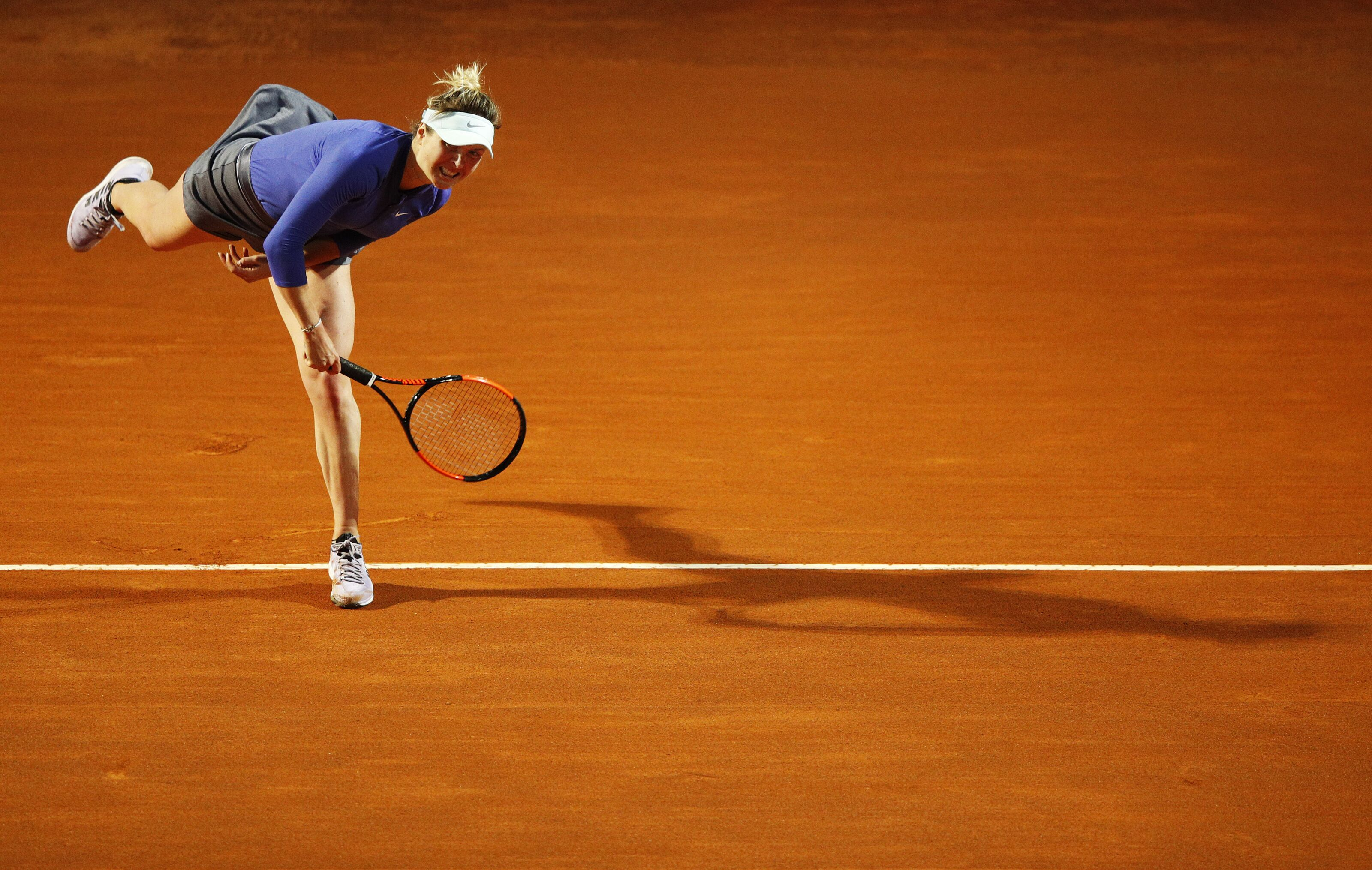 Elina Svitolina OUSTED, 2019 Italian Open field now wide open