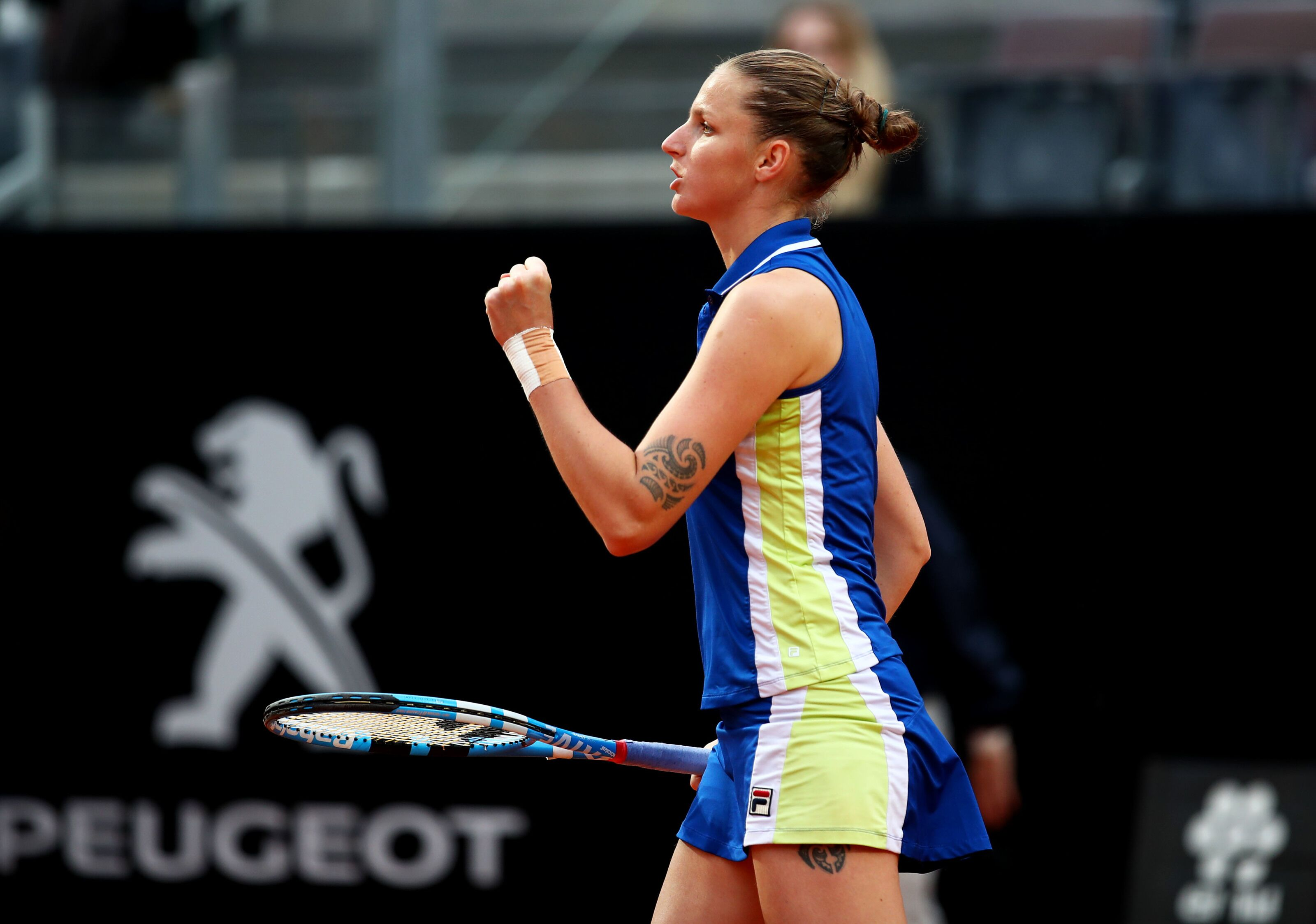 Karolina Pliskova delivers impressive 2019 Italian Open victory