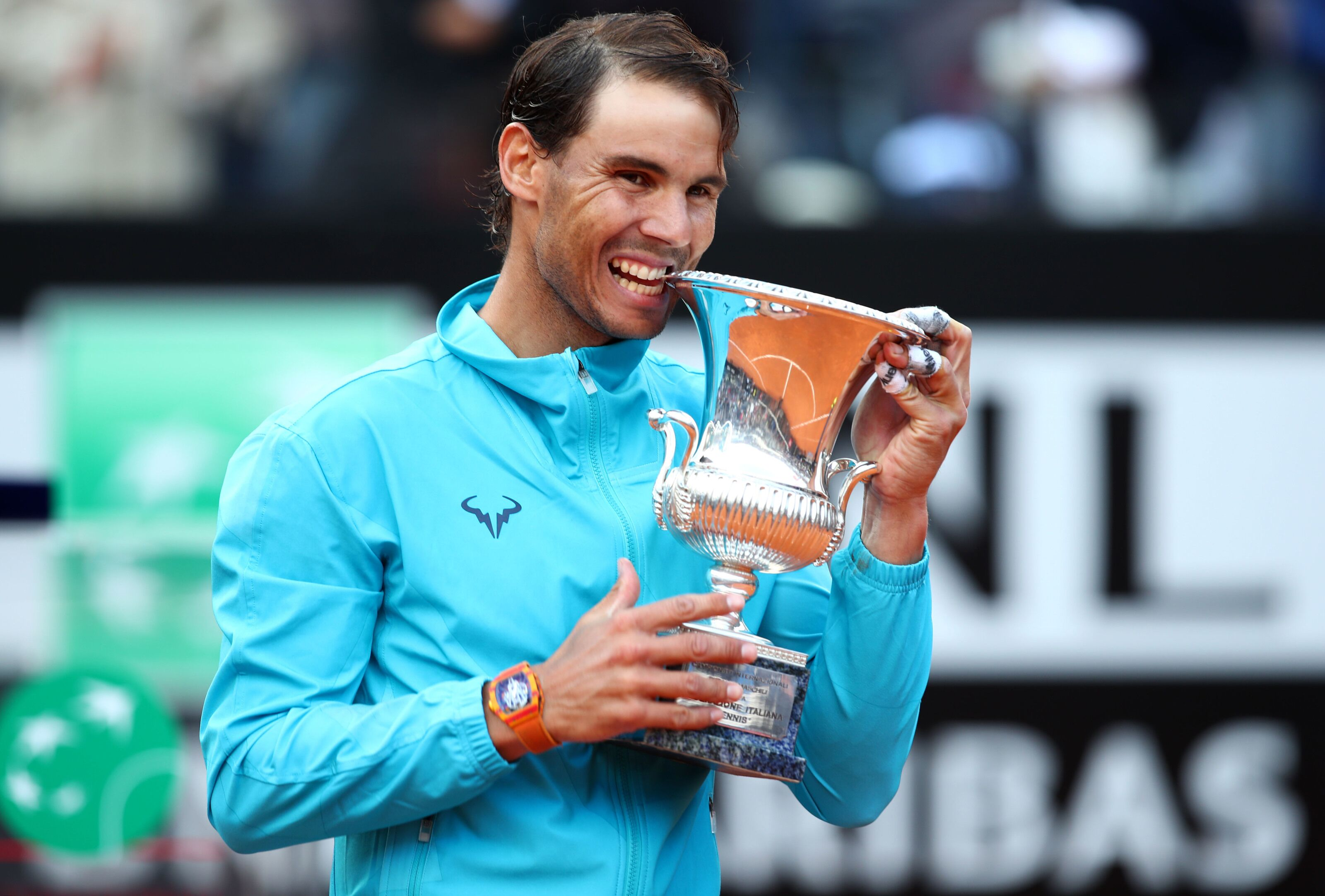 Italian Open: Rafael Nadal wins in Rome, is Roland Garros next?
