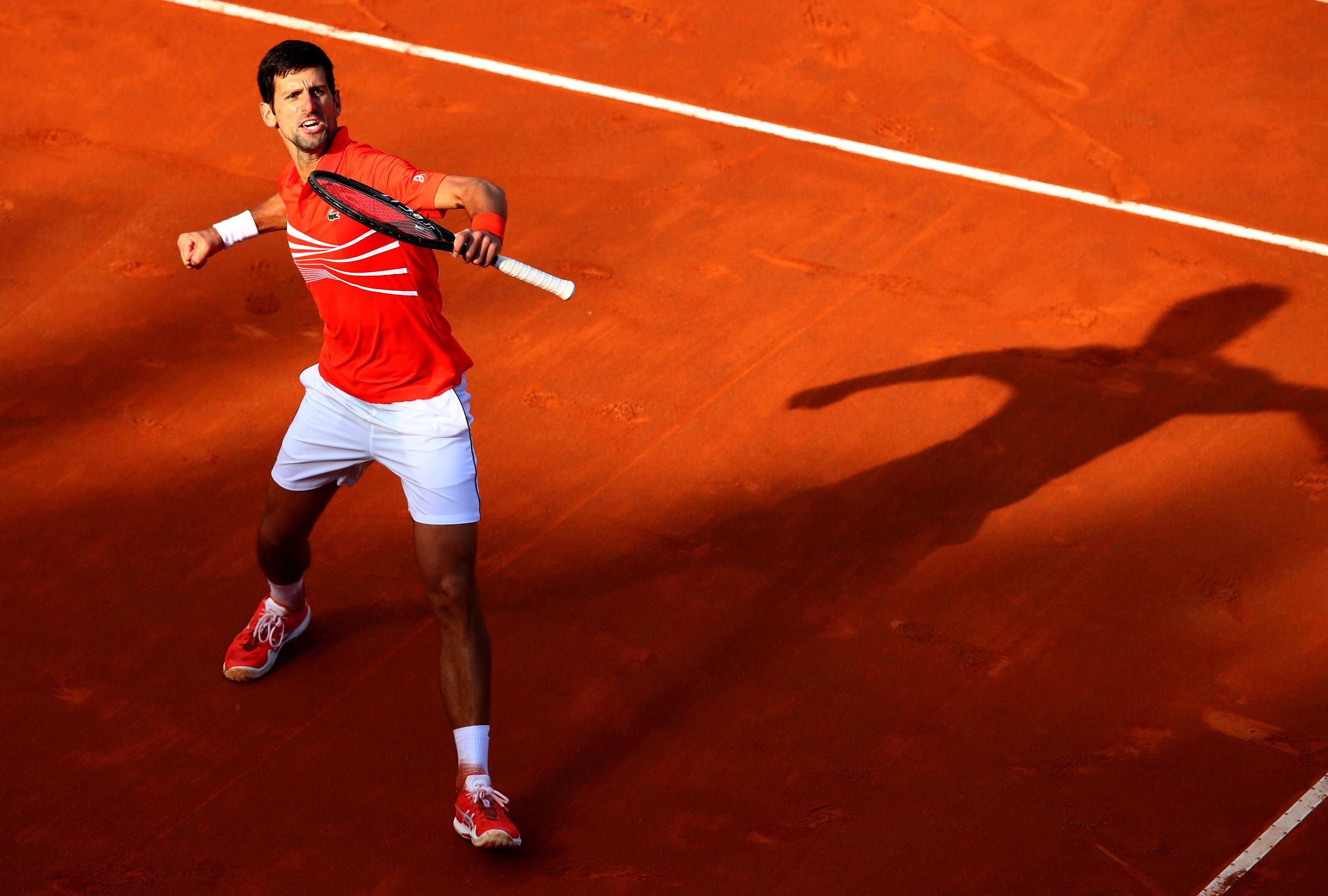 Opening round prediction for Novak Djokovic at the 2019 French Open