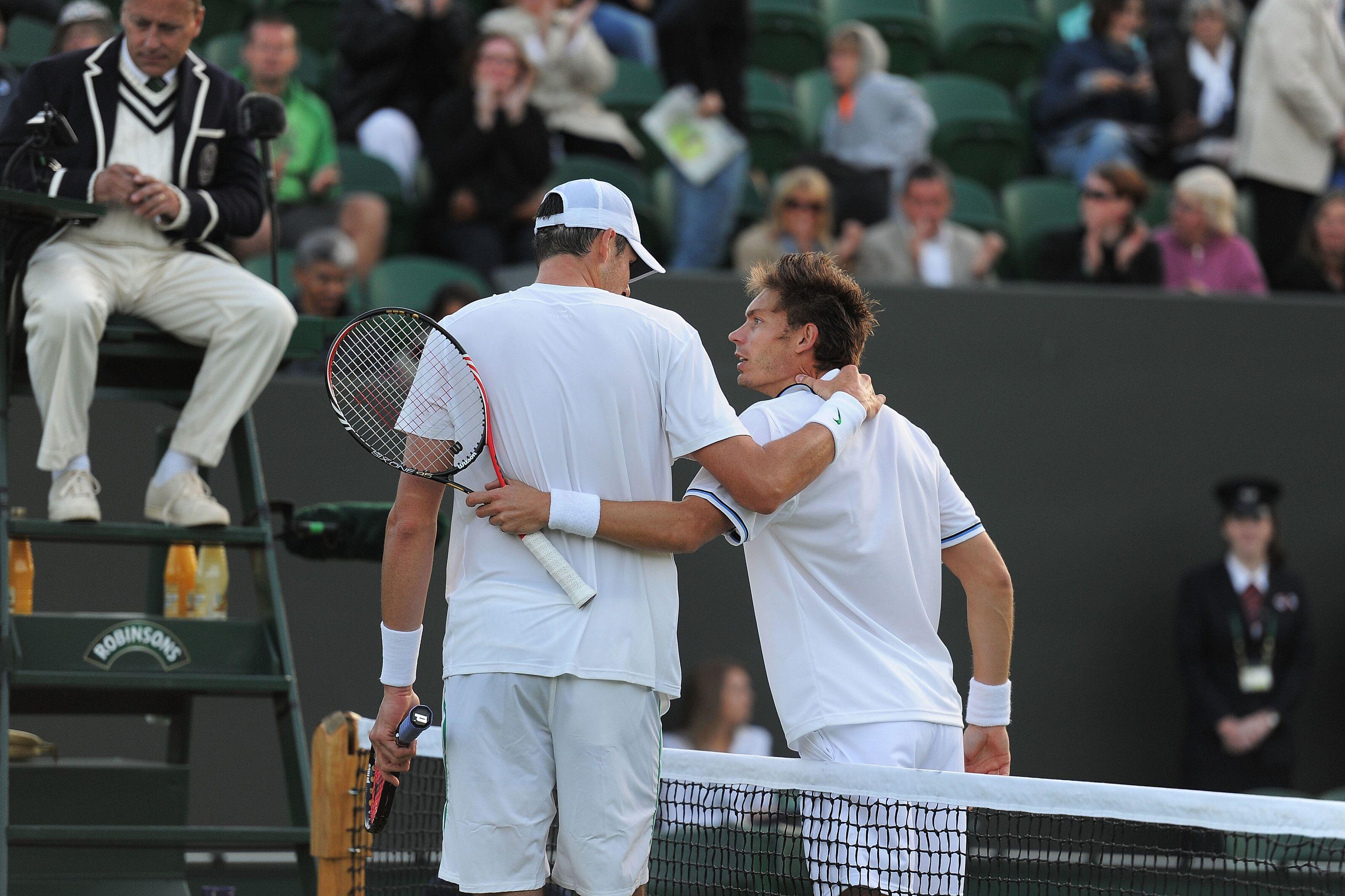 Längstes Tennismatch