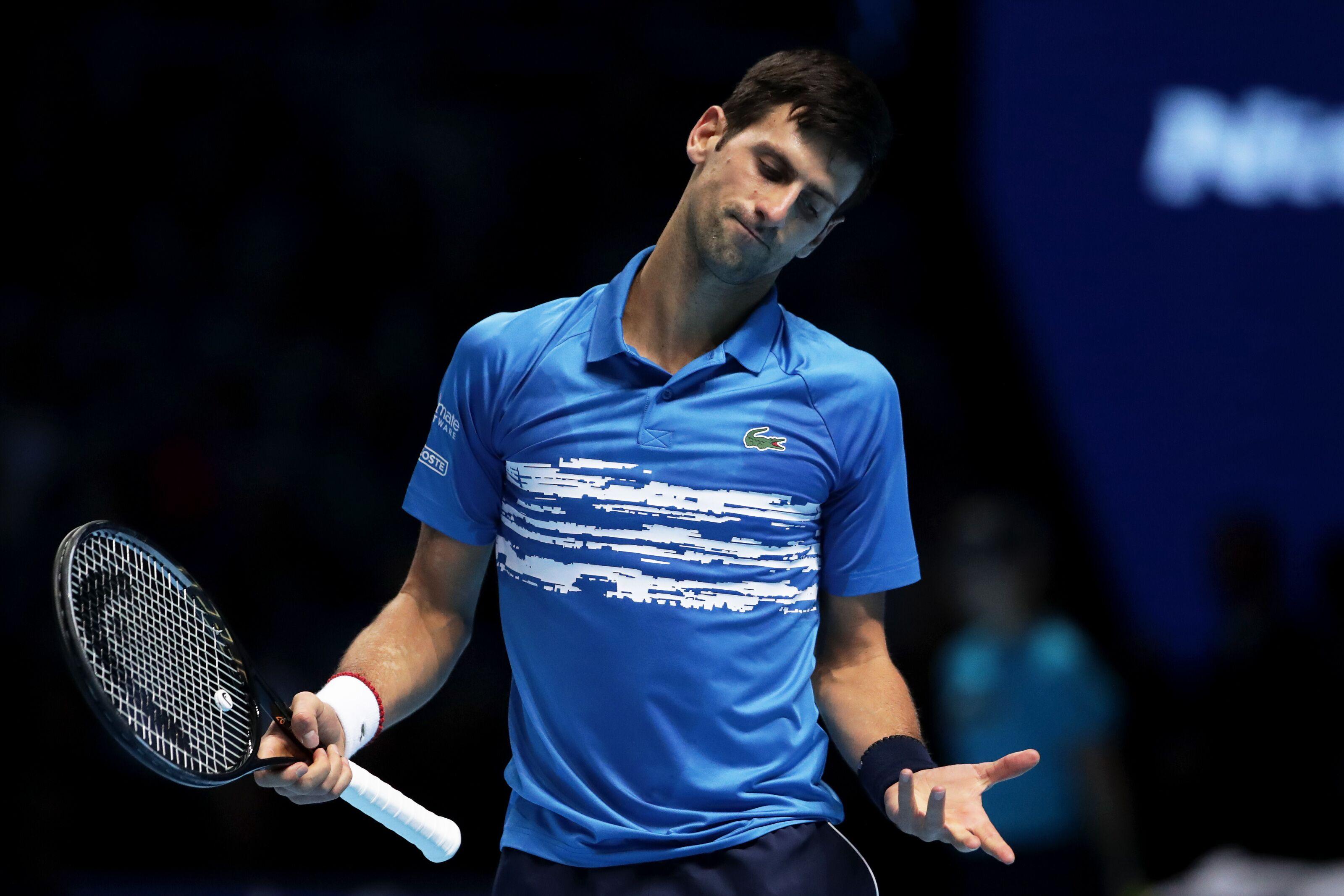 Australian Open 2020 The Case Against Novak Djokovic Being