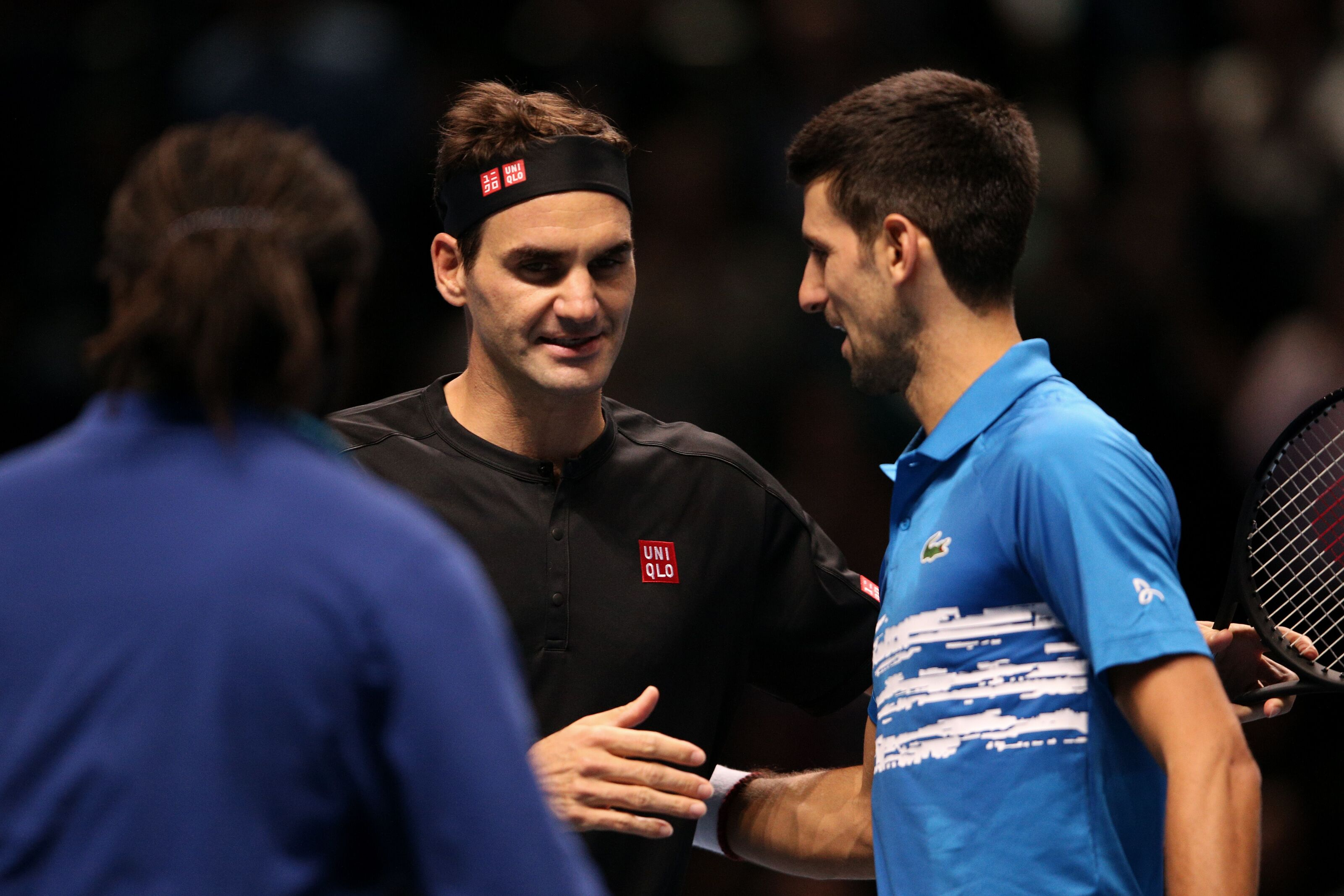 Roger Federer is a 'genius' but Novak Djokovic will surpass his 20 majors