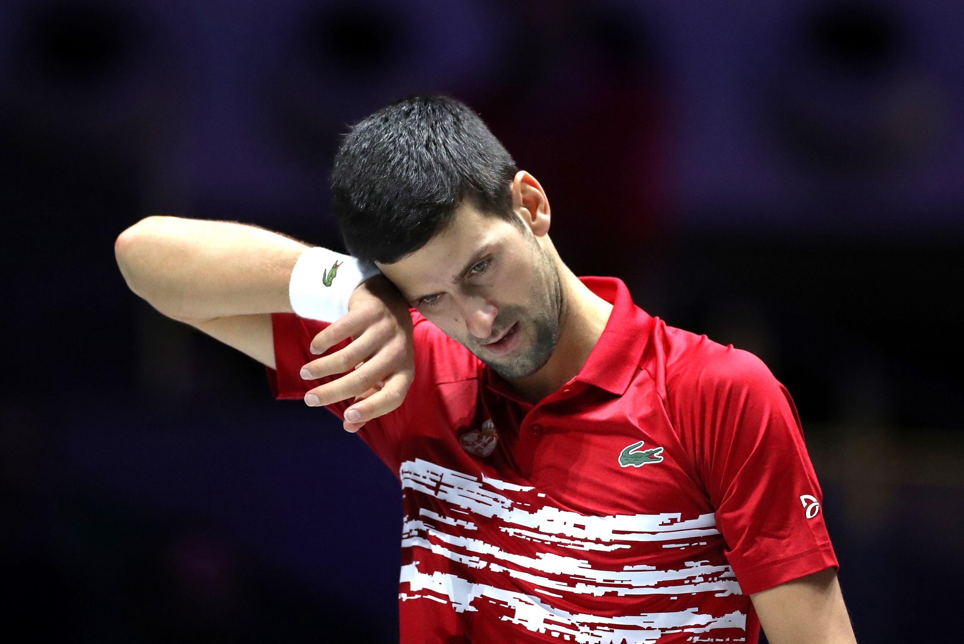 Novak Djokovic makes unusual schedule change ahead of Australian Open